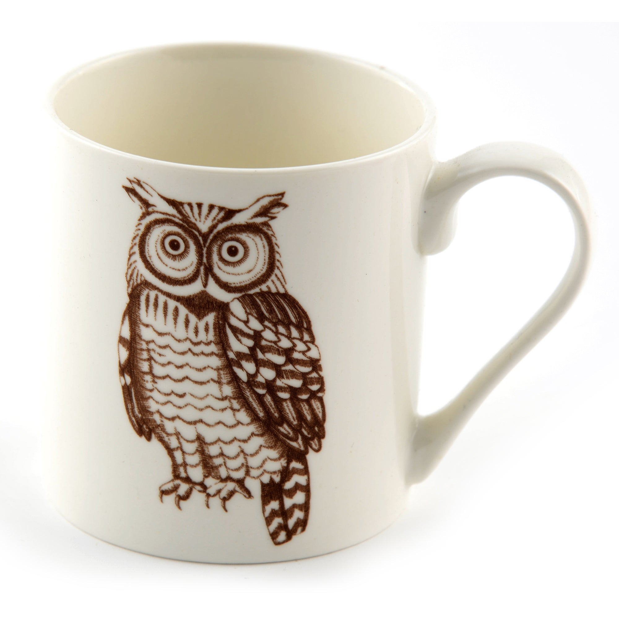 Woodland Animal Collection Owl Mug