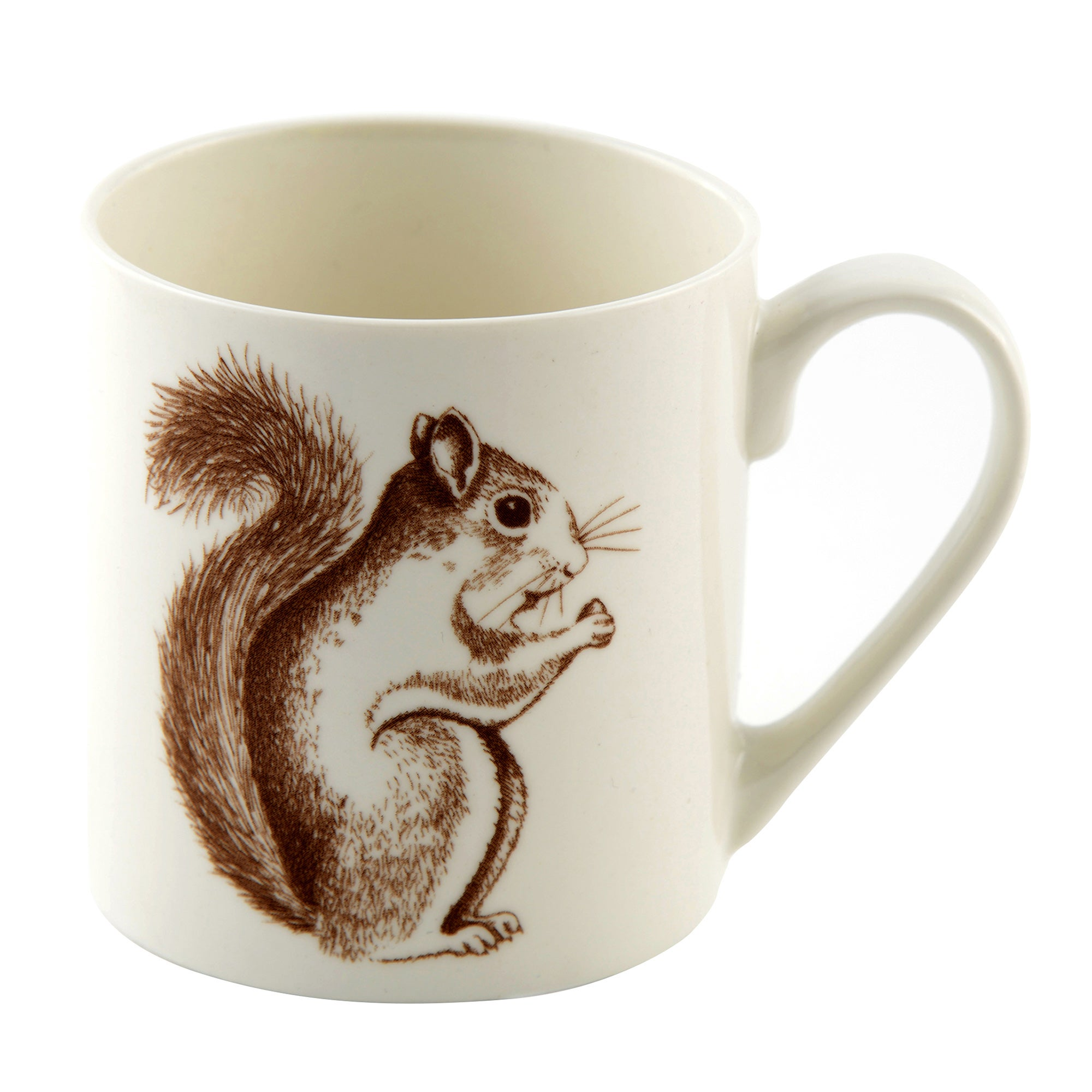 Woodland Animal Squirrel Mug