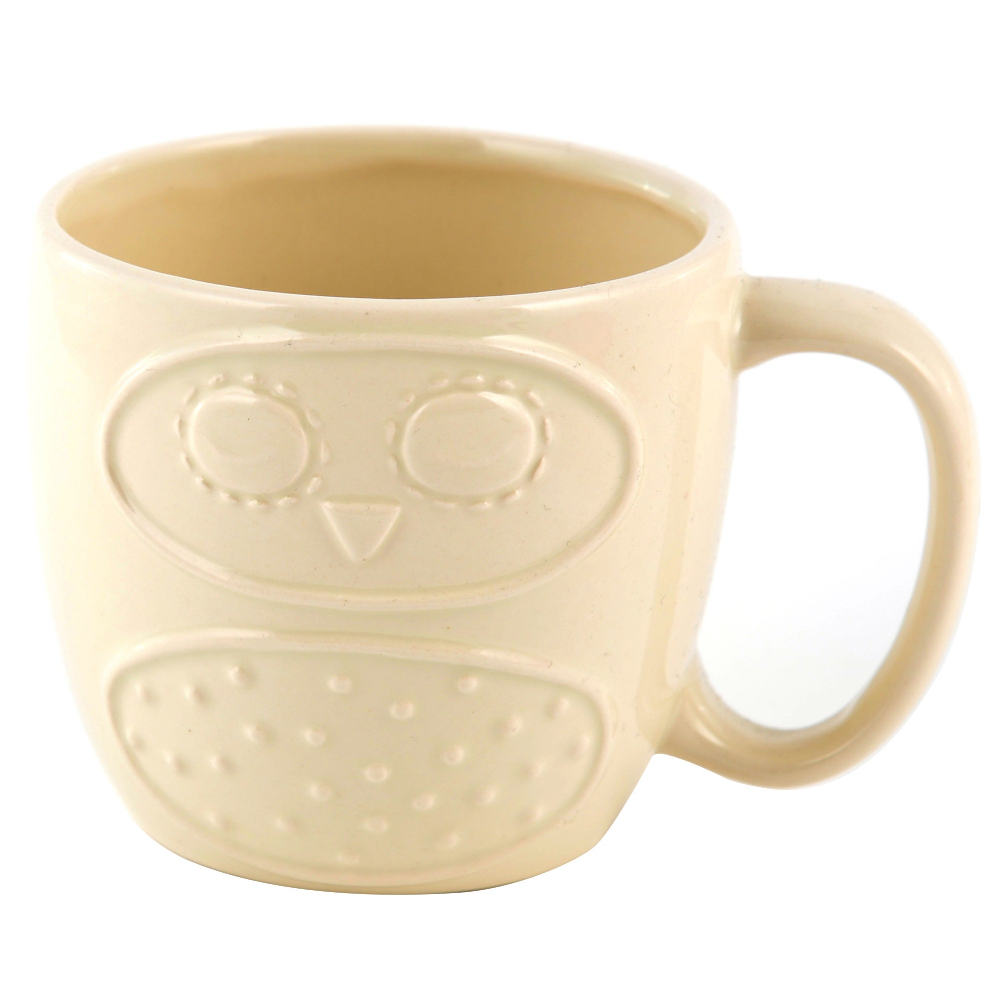 Owl Shaped Mug