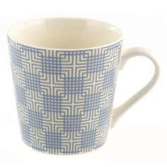 Geometric Conical Mug