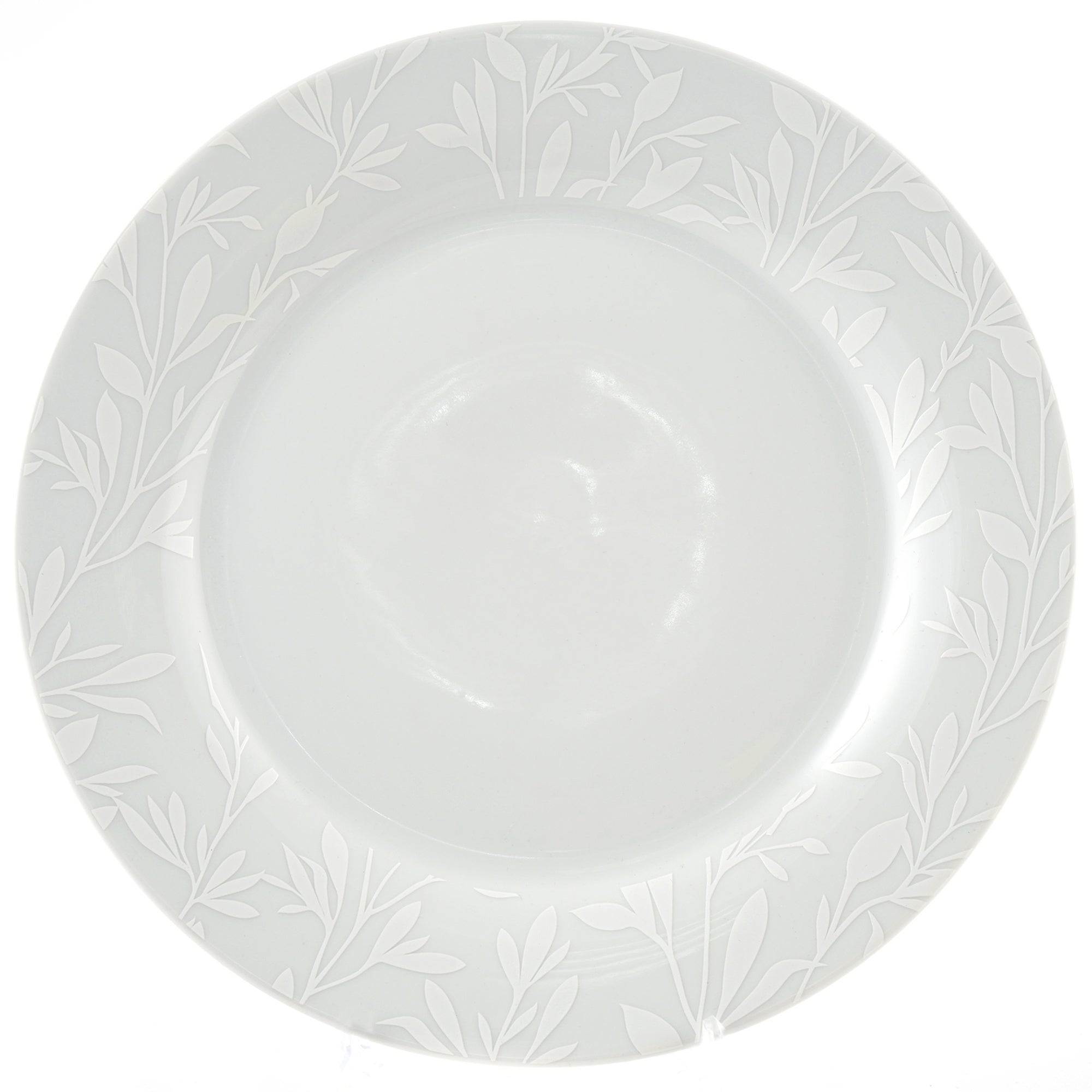 White on White Collection Side Plate