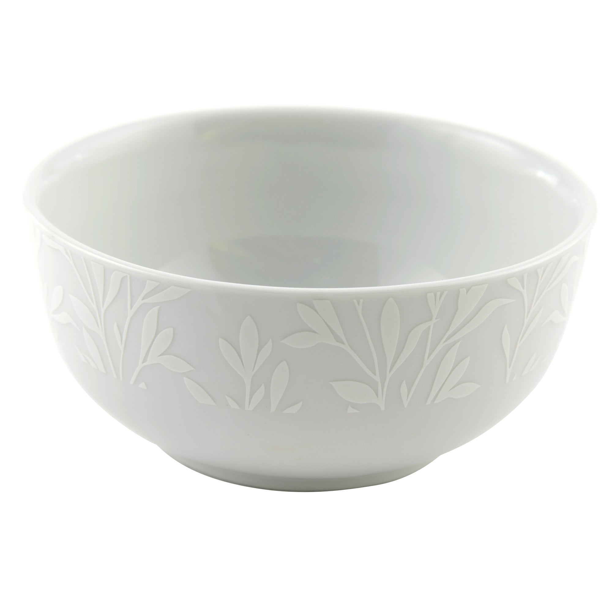 White on White Collection Bowl