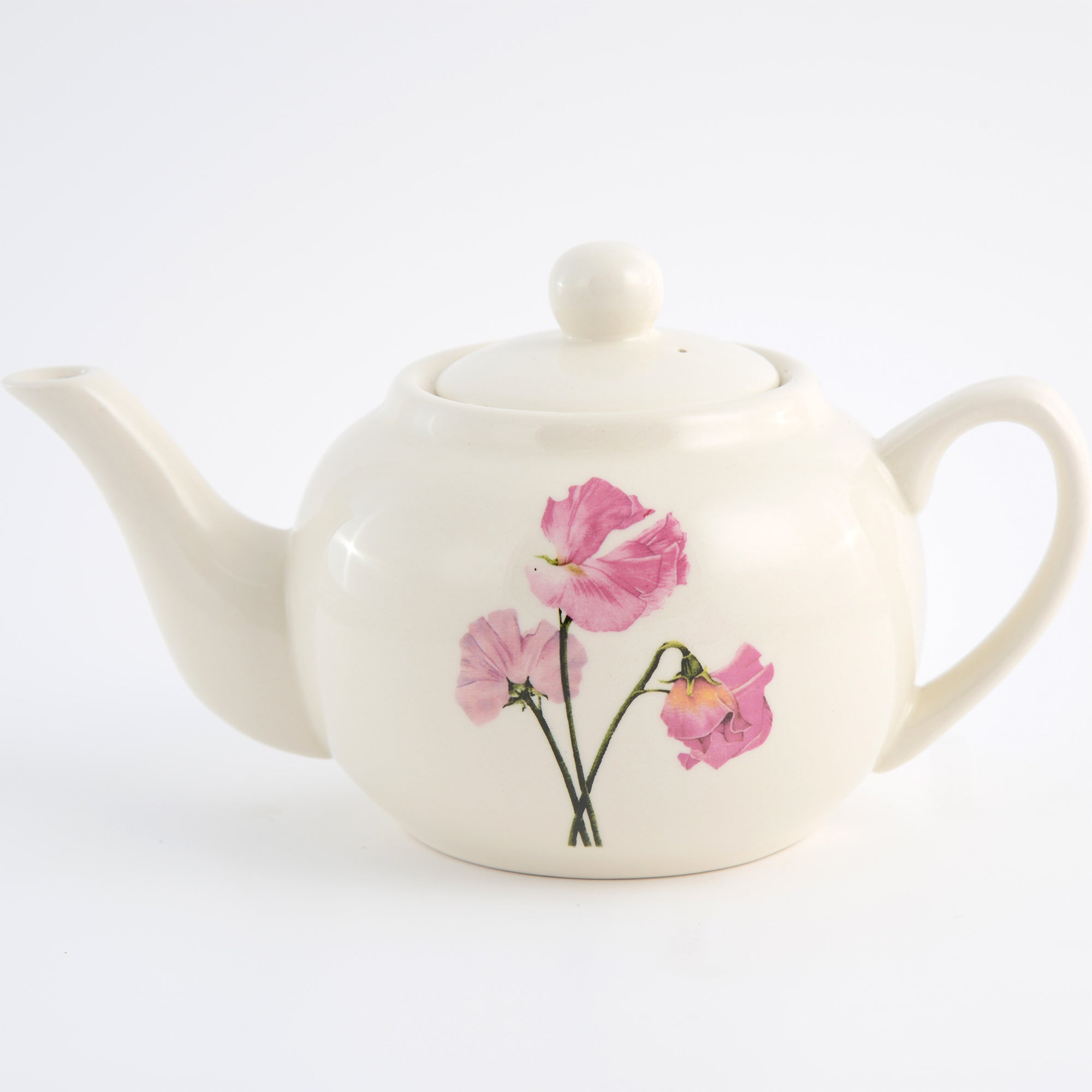 Sweet Pea Collection Teapot