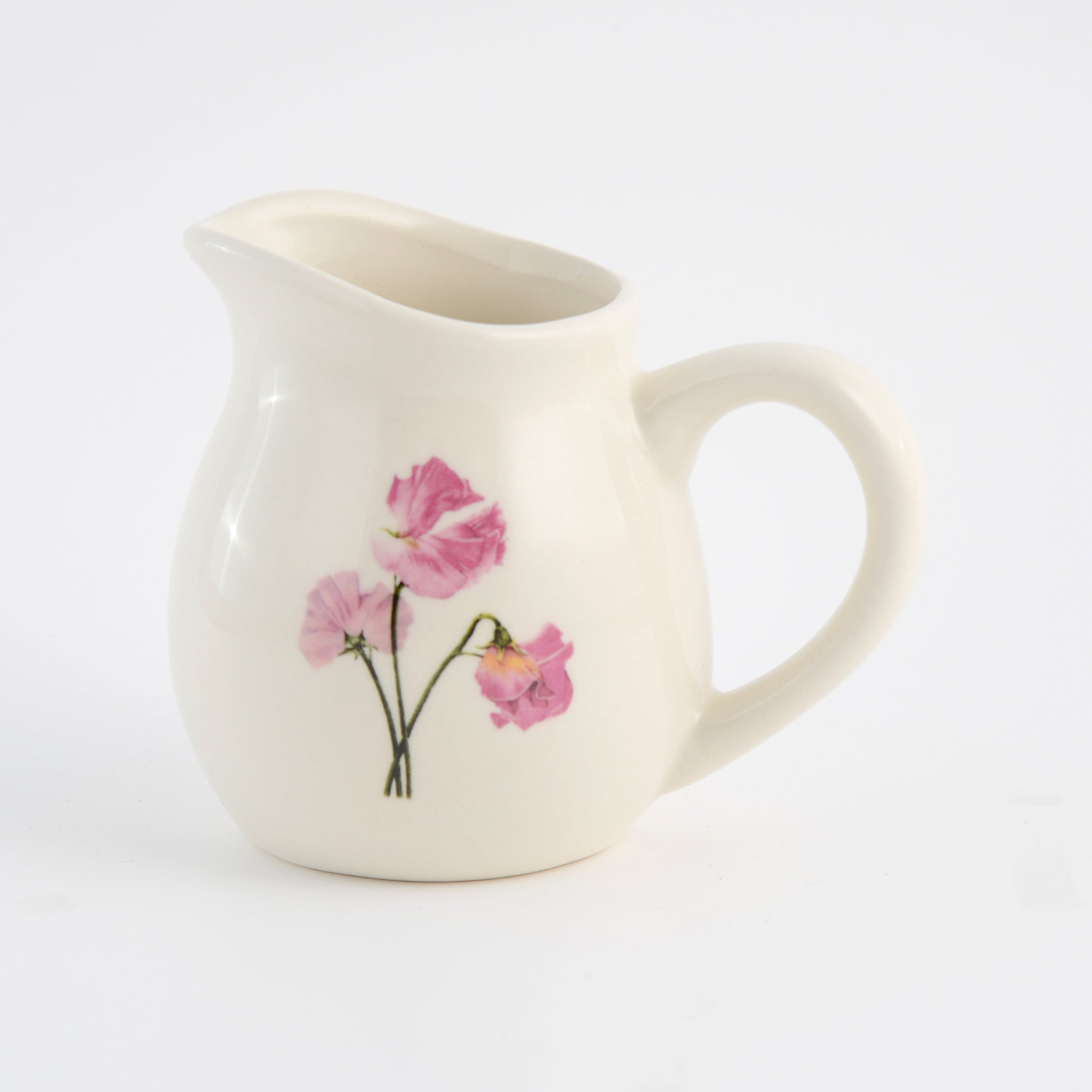 Sweet Pea Collection Creamer