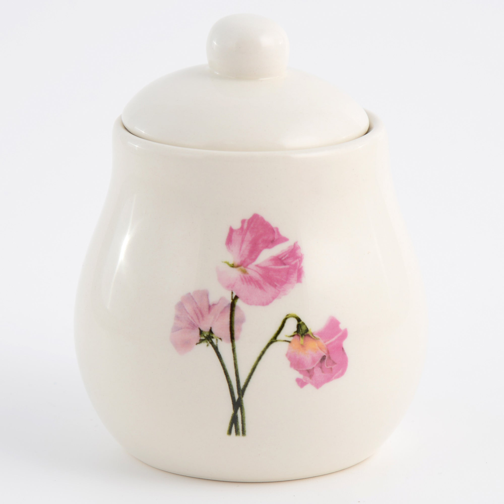 Sweet Pea Collection Sugar Bowl
