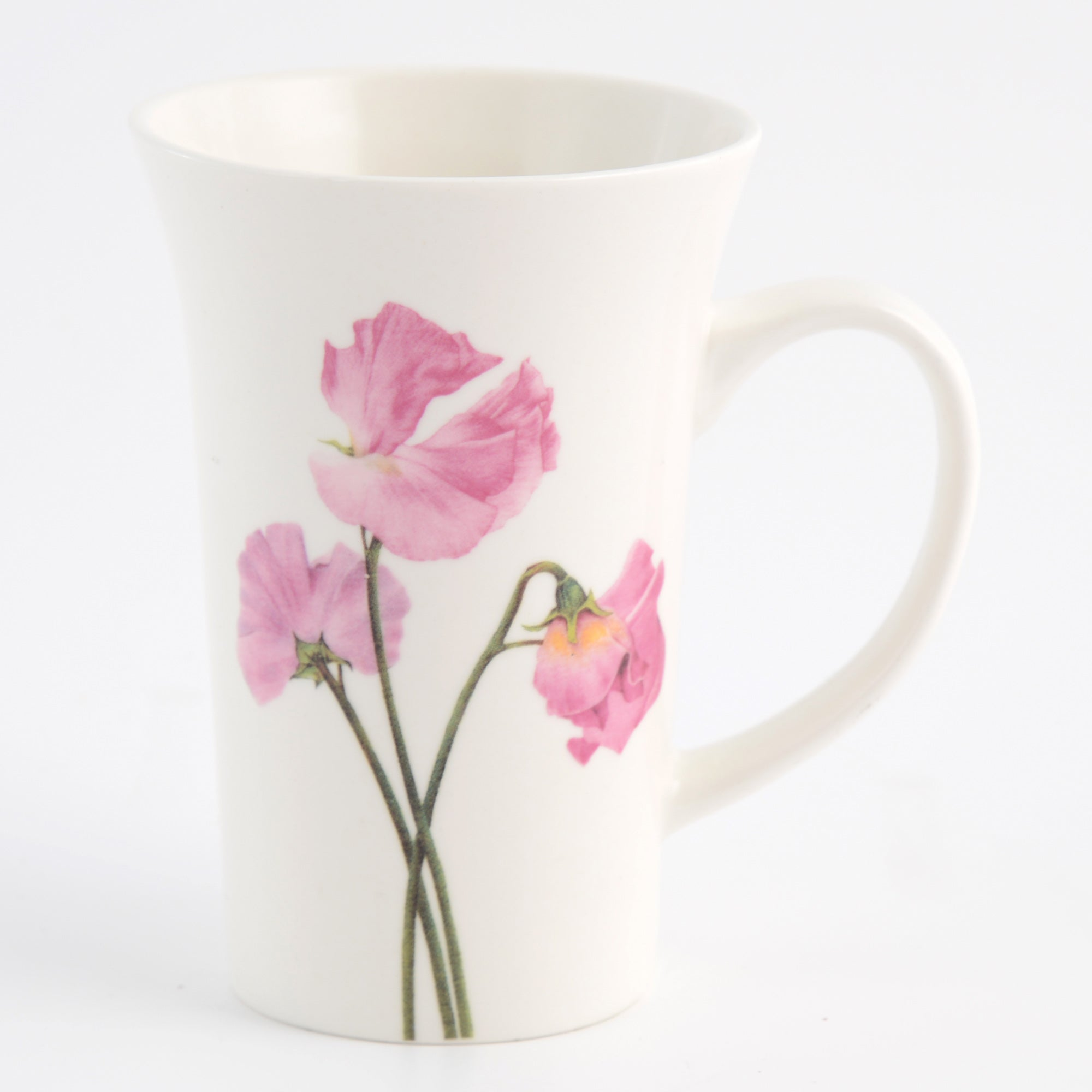 Sweet Pea Collection Flared Mug