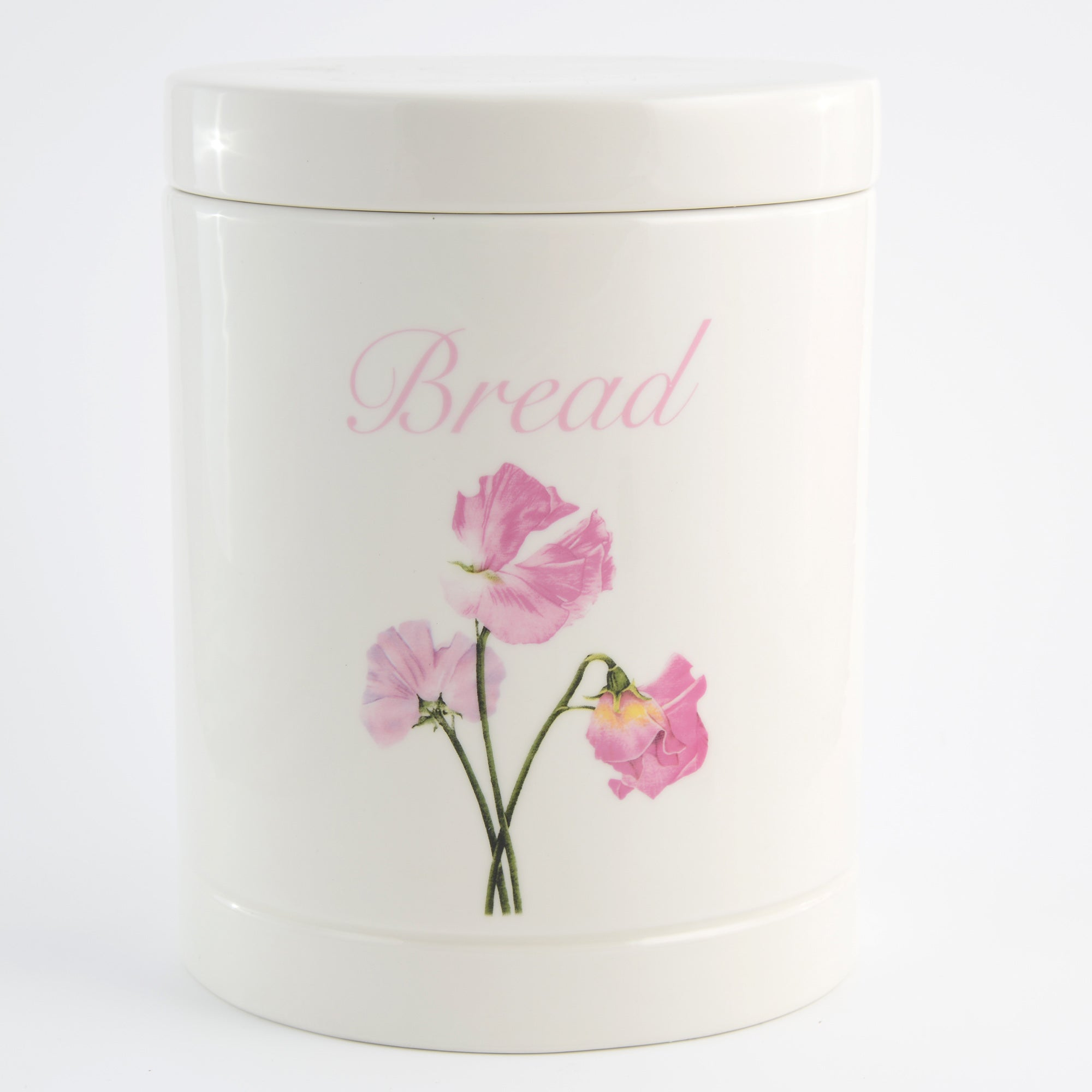 Sweet Pea Collection Bread Bin