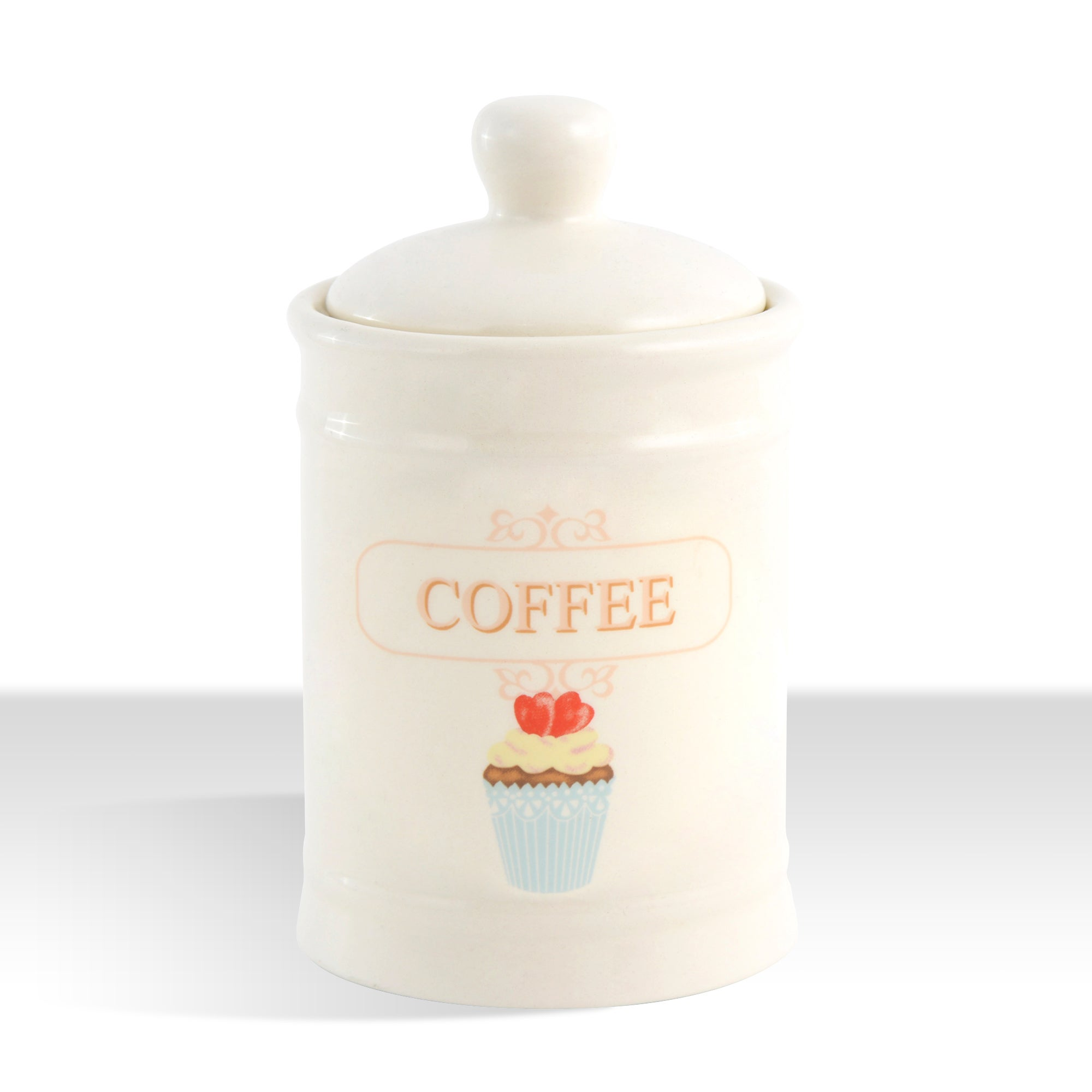 Tea Party Collection Coffee Storage Jar