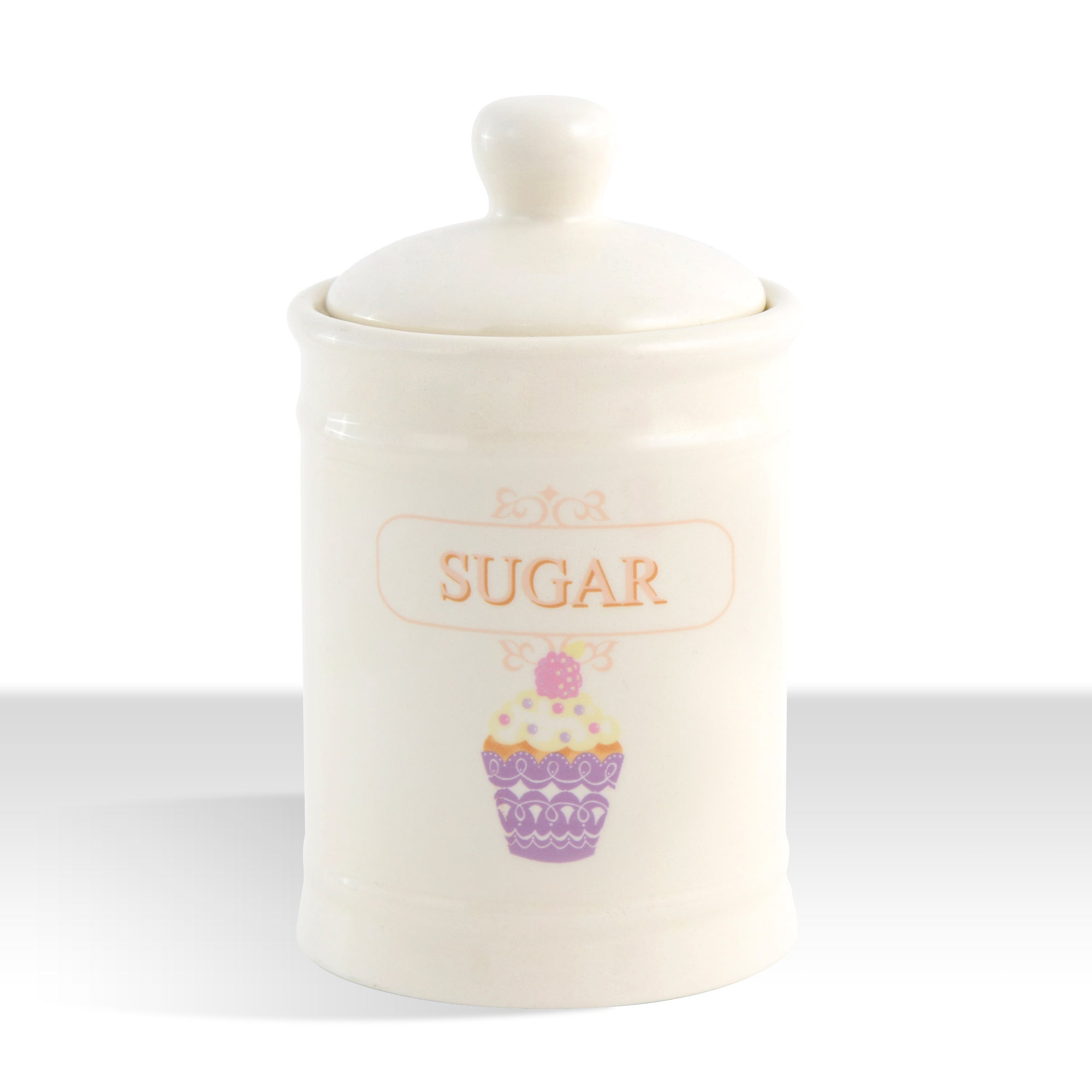 Tea Party Collection Sugar Storage Jar
