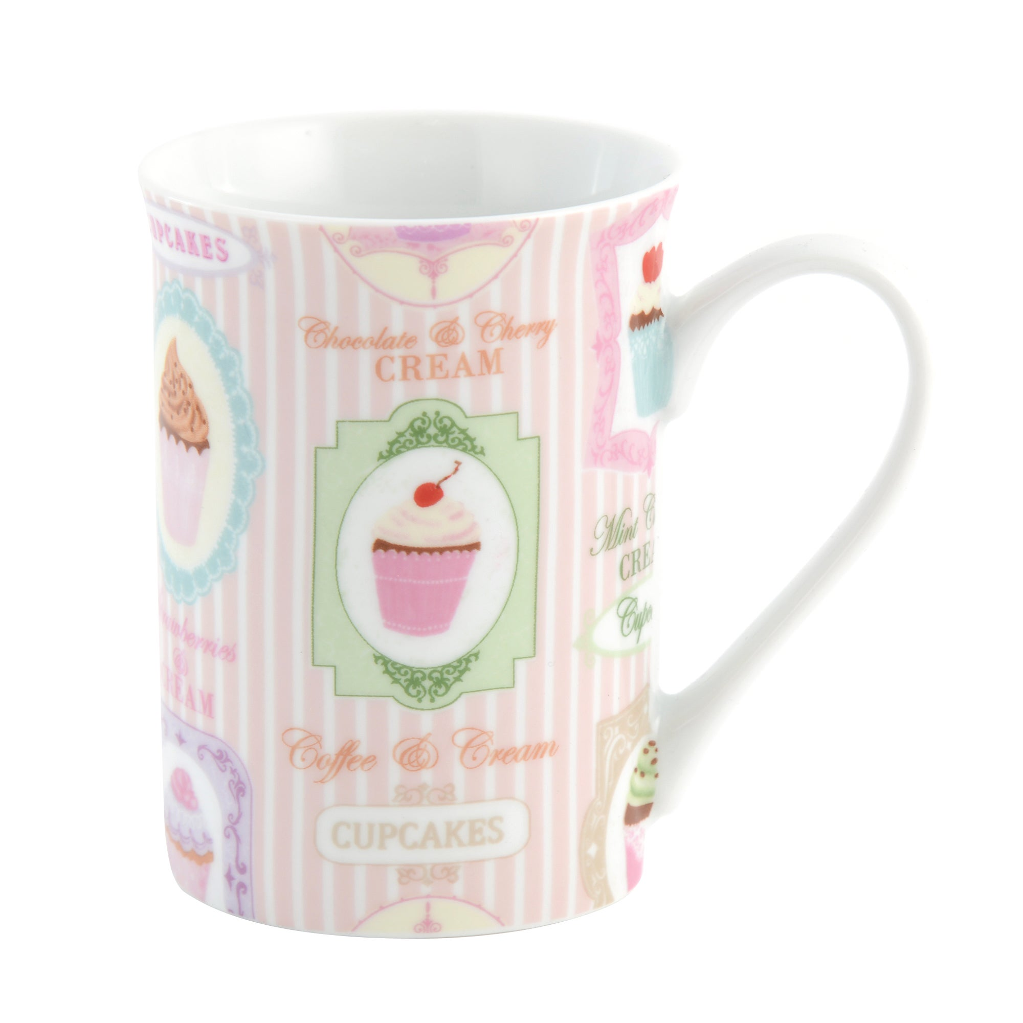 Tea Party Collection Flared Mug