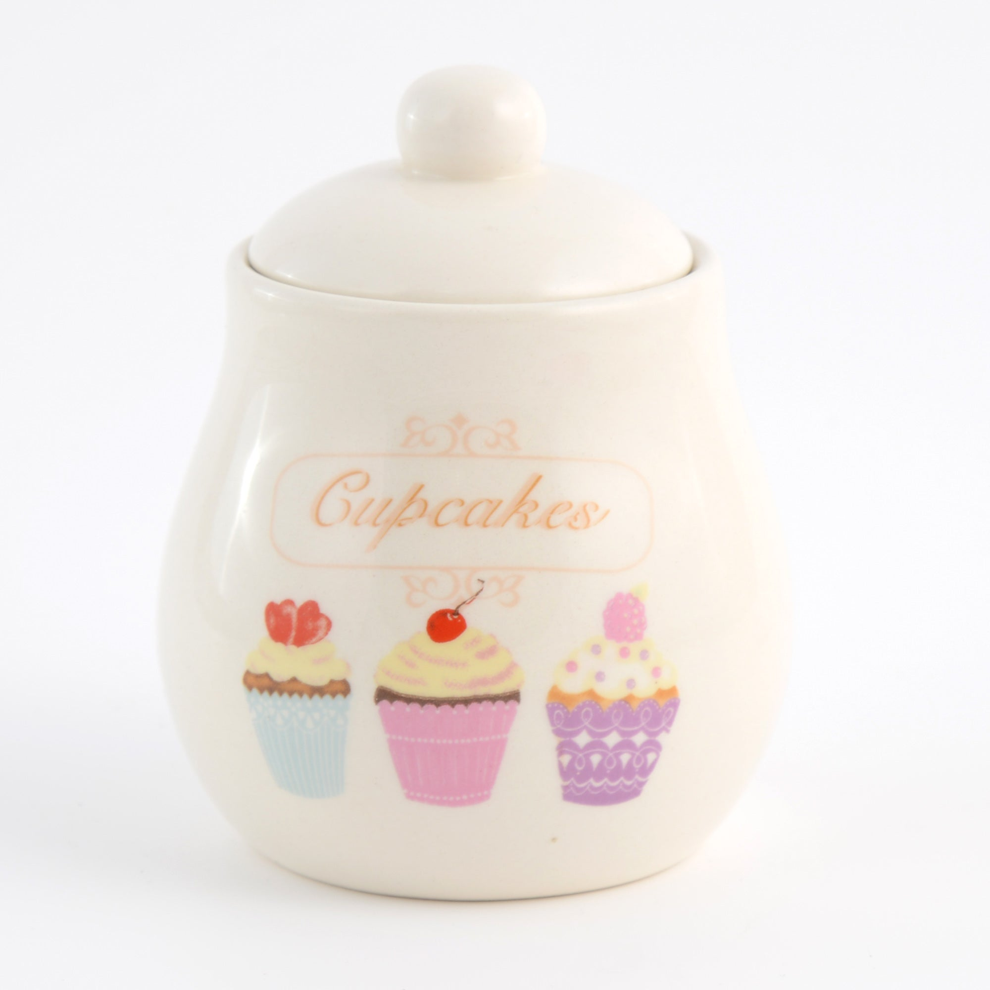 Tea Party Collection Sugar Pot
