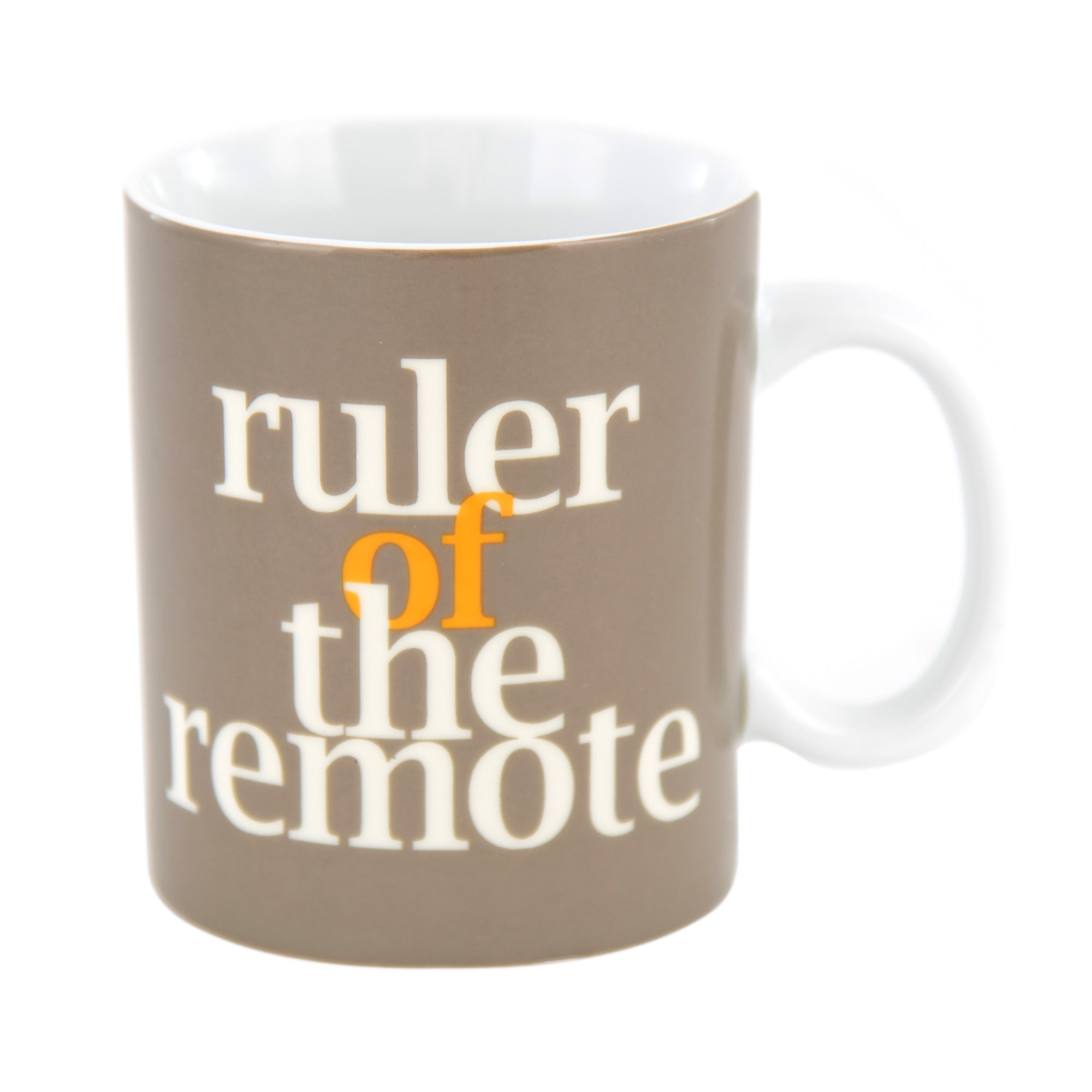 Ruler Of The Remote Pint Mug