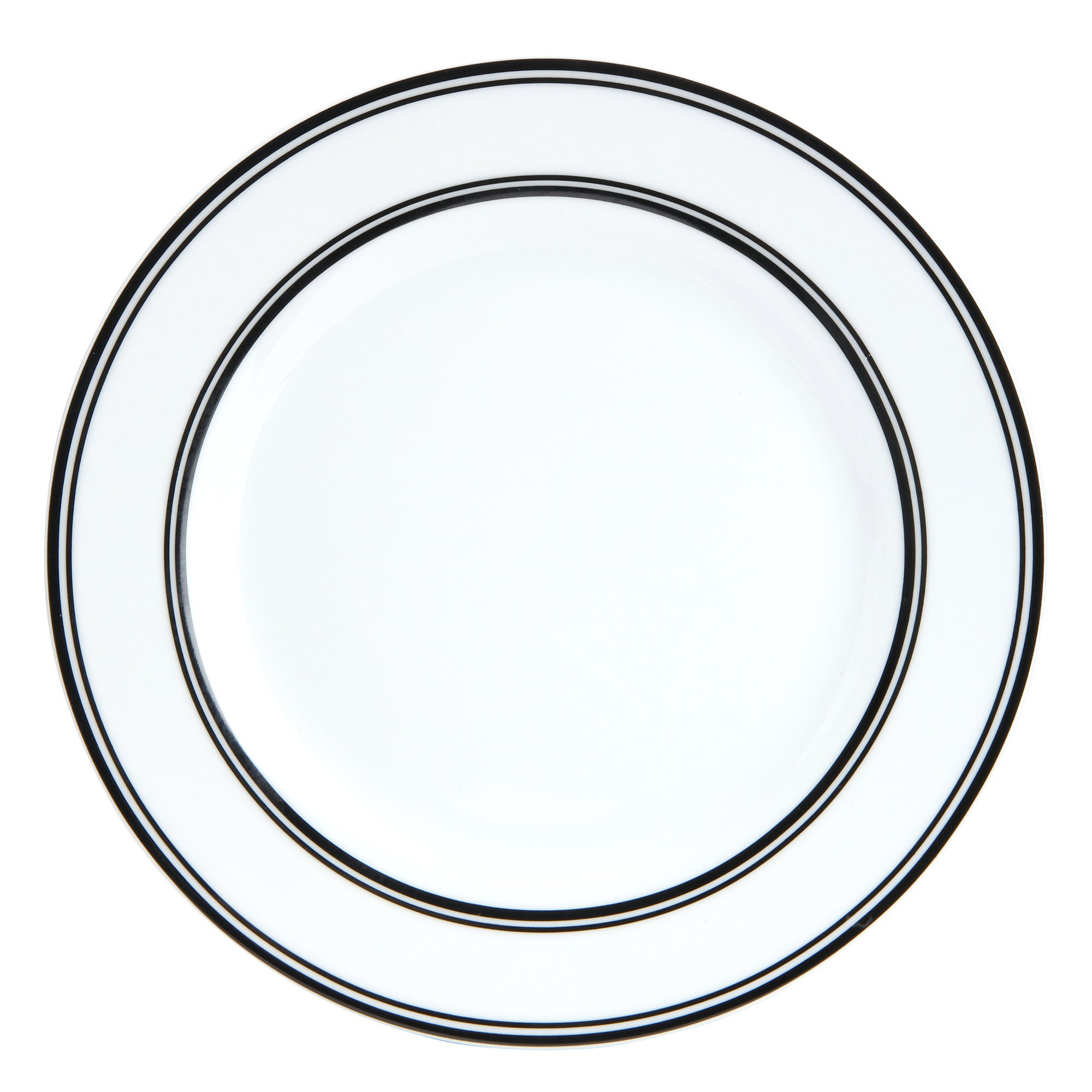 Vintage Tea Sign Collection Dinner Plate
