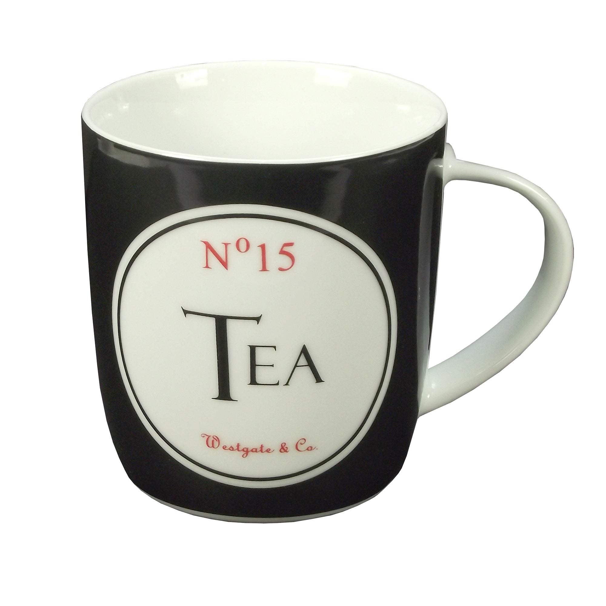 Vintage Tea Sign Collection Mug