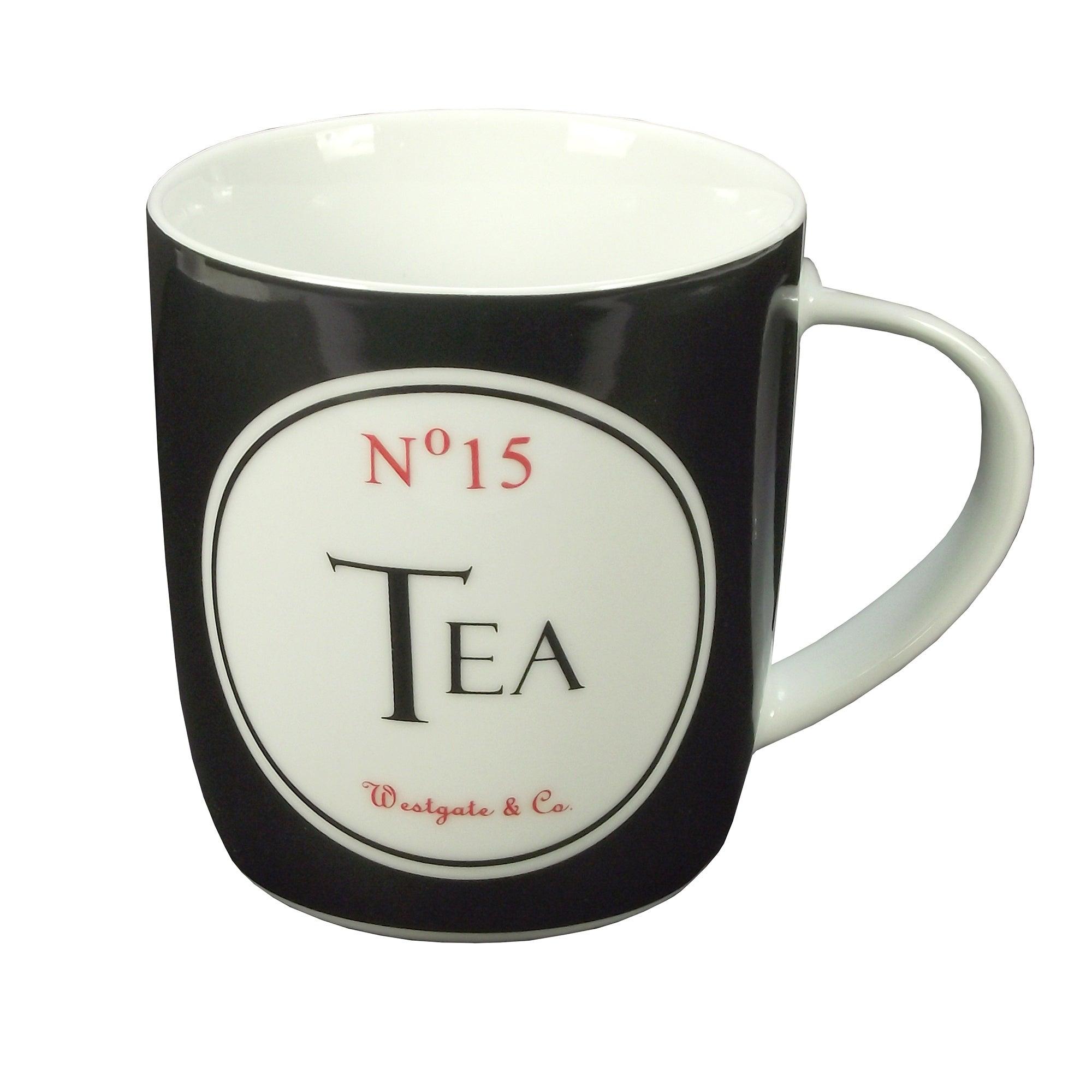 Vintage Tea Sign Collection Mug