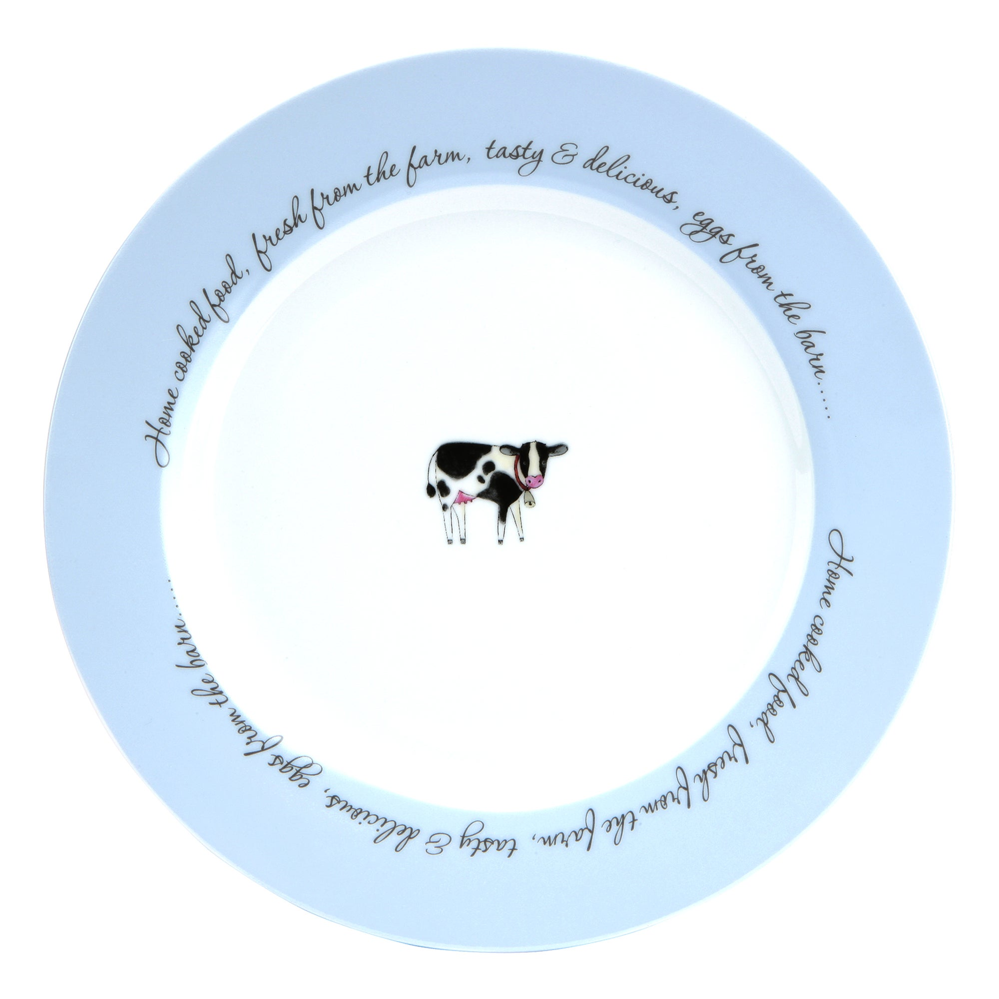 Bakewell Farm Collection Dinner Plate