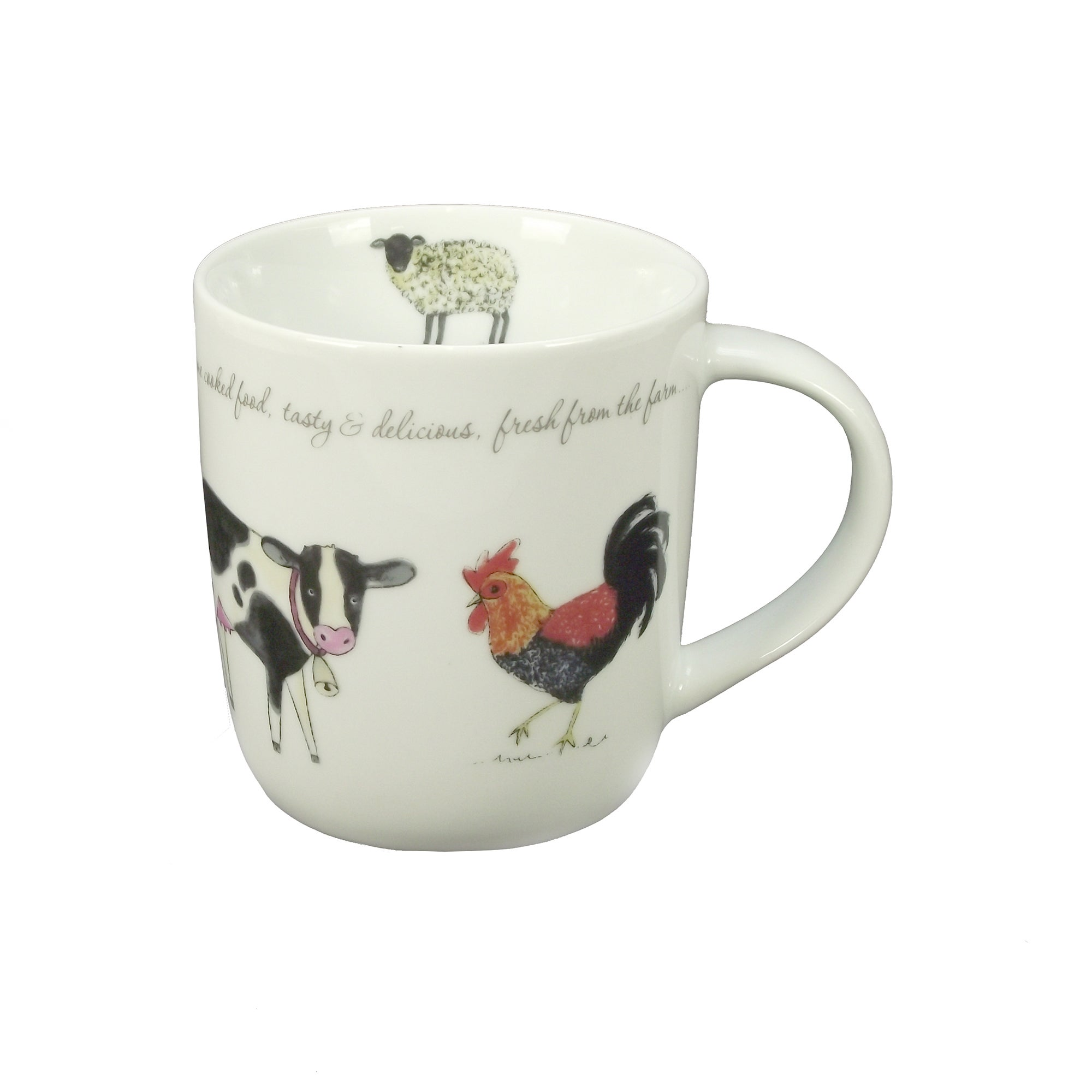 Bakewell Farm Collection Mug