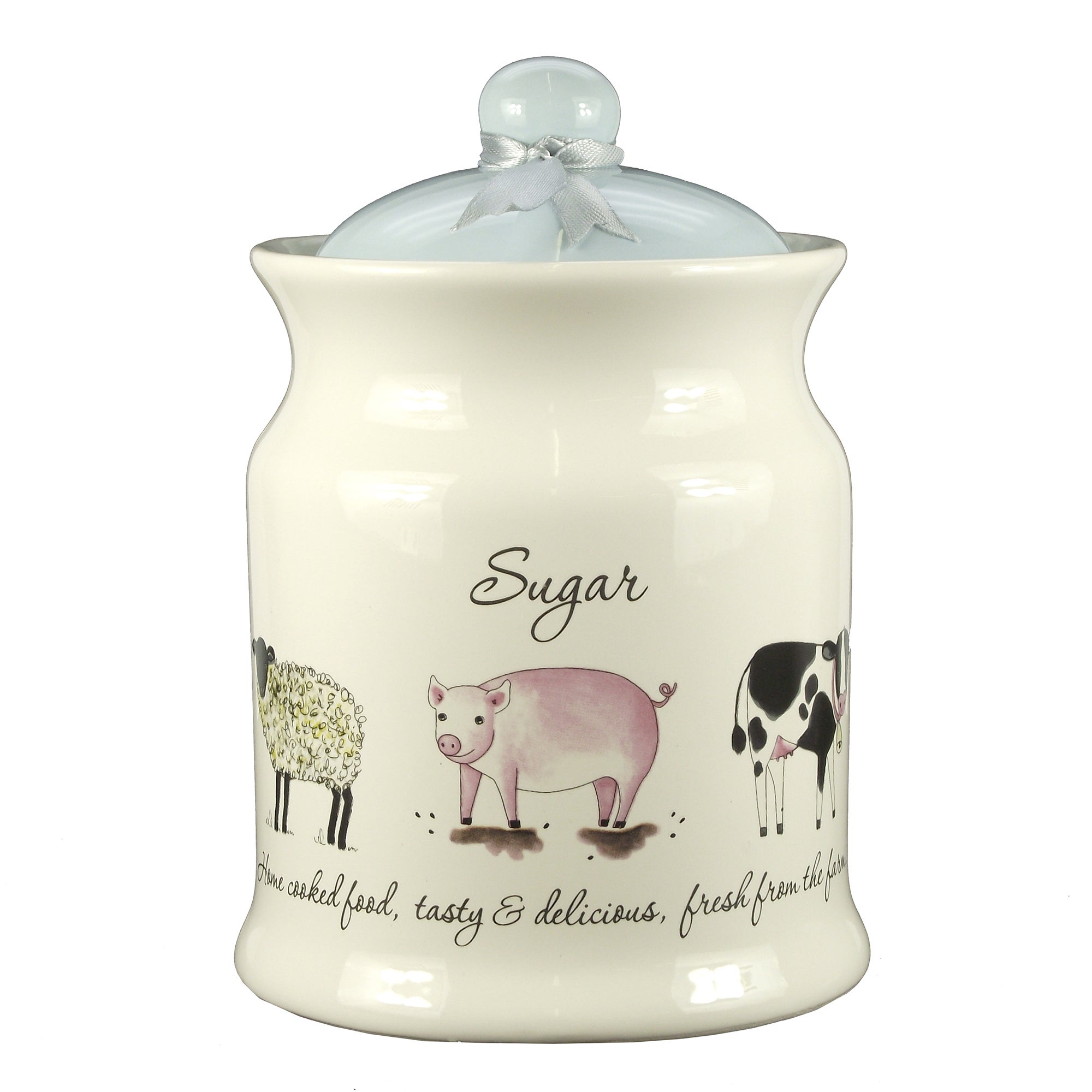 Bakewell Farm Collection Sugar Canister