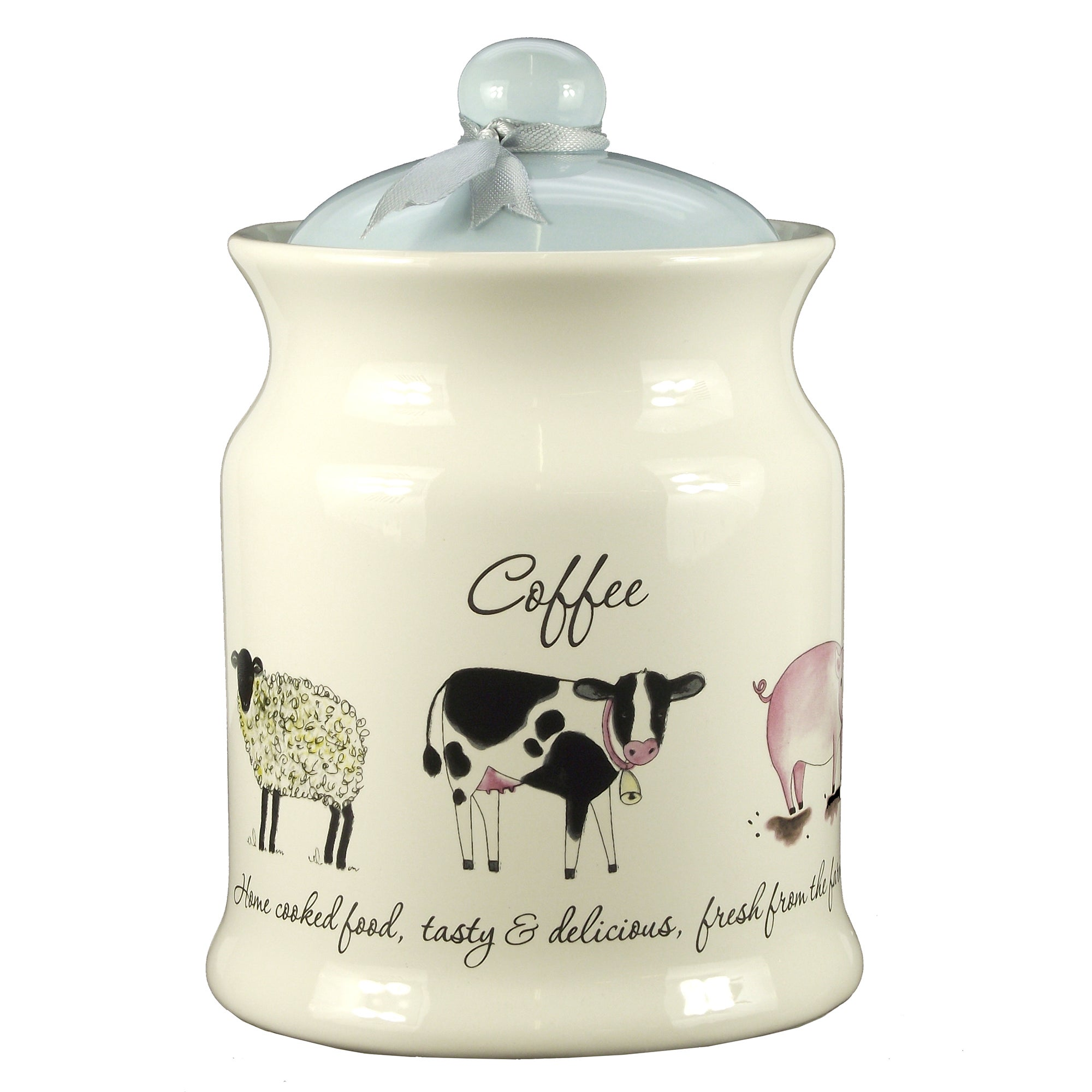 Bakewell Farm Collection Coffee Canister