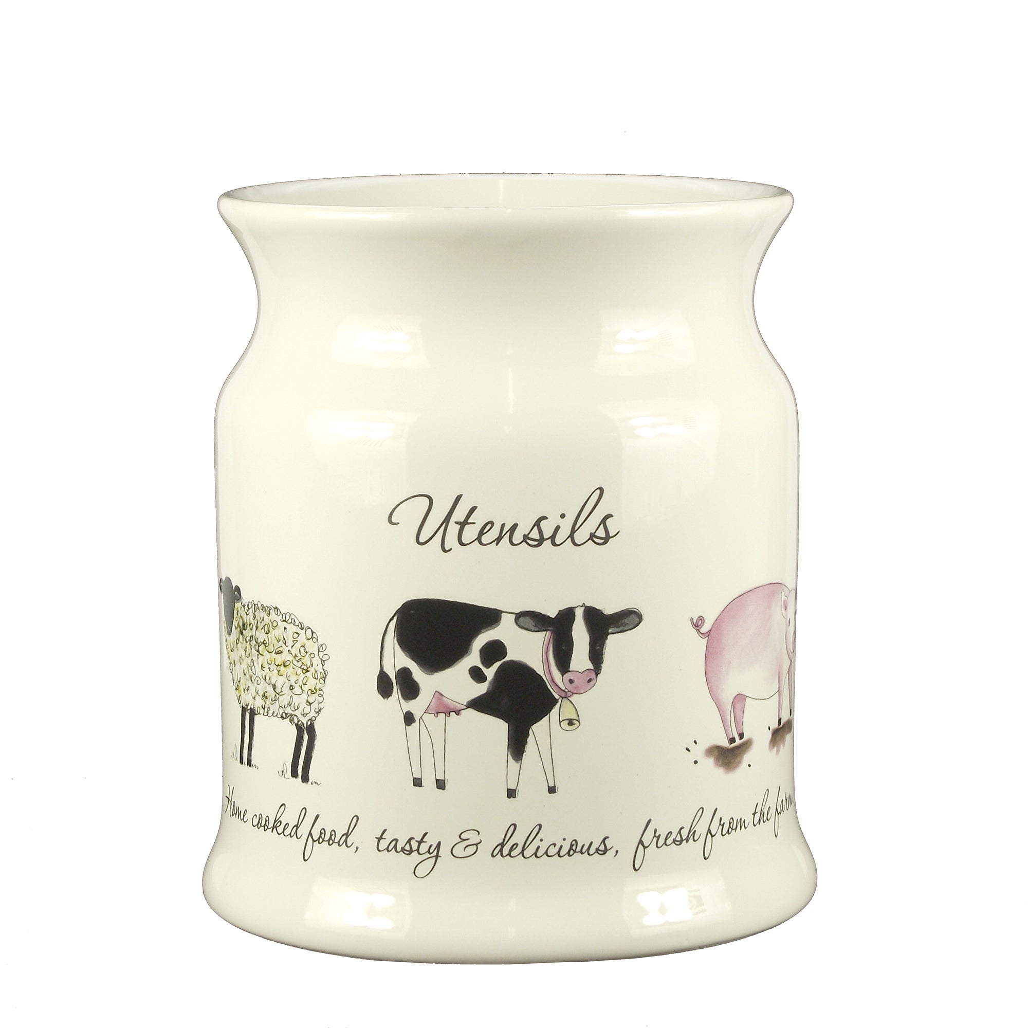 Bakewell Farm Collection Utensil Canister