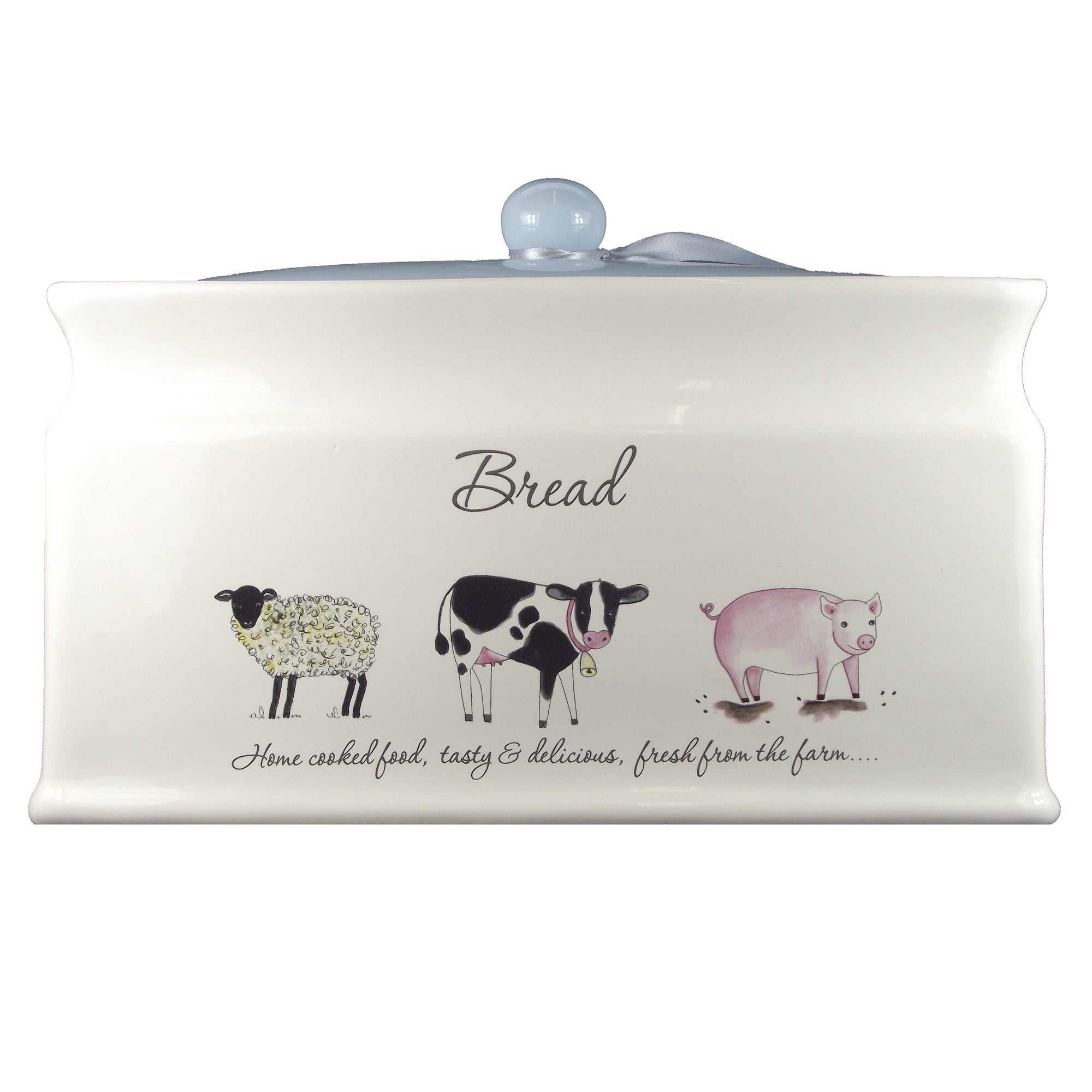 Bakewell Farm Collection Bread Bin