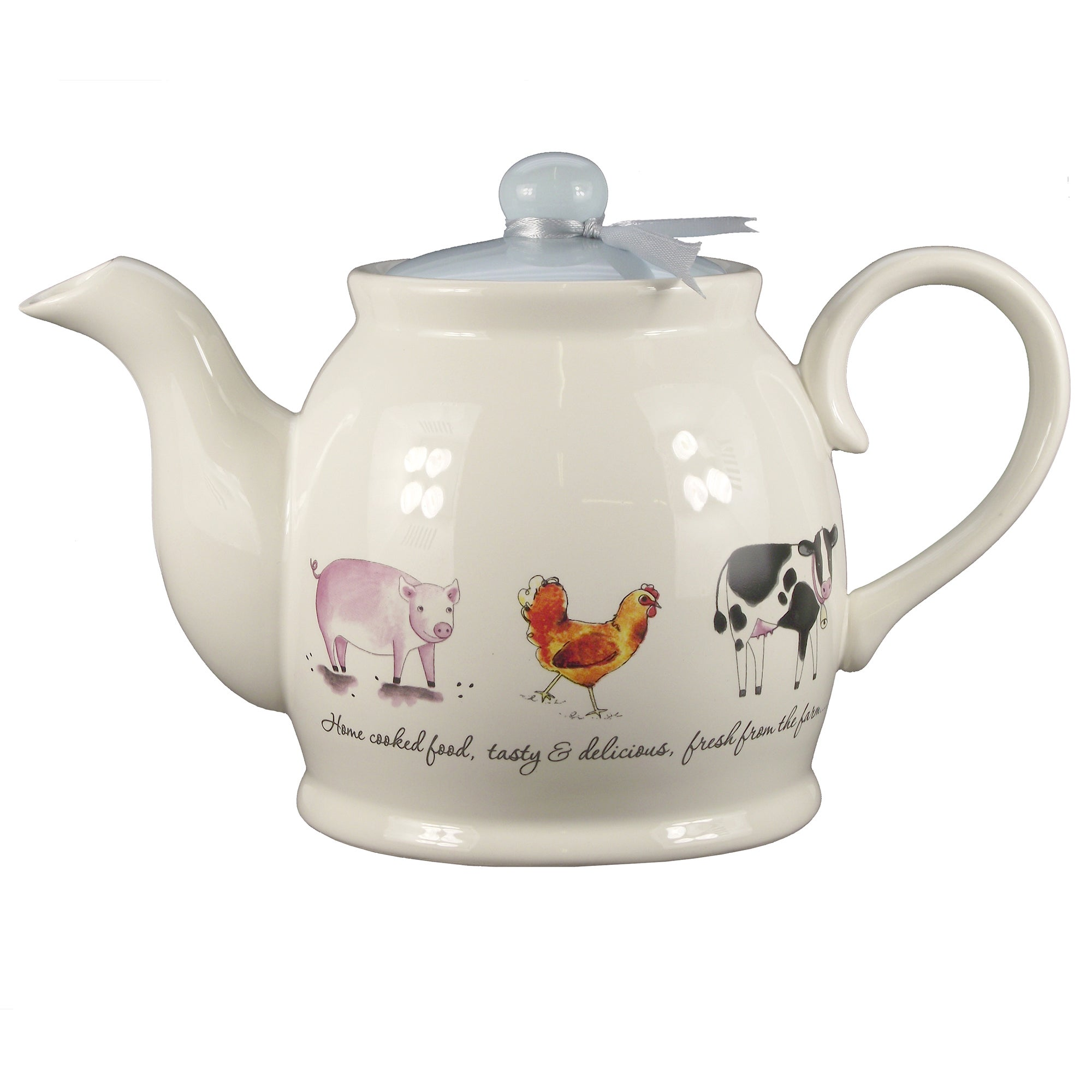 Bakewell Farm Collection Teapot
