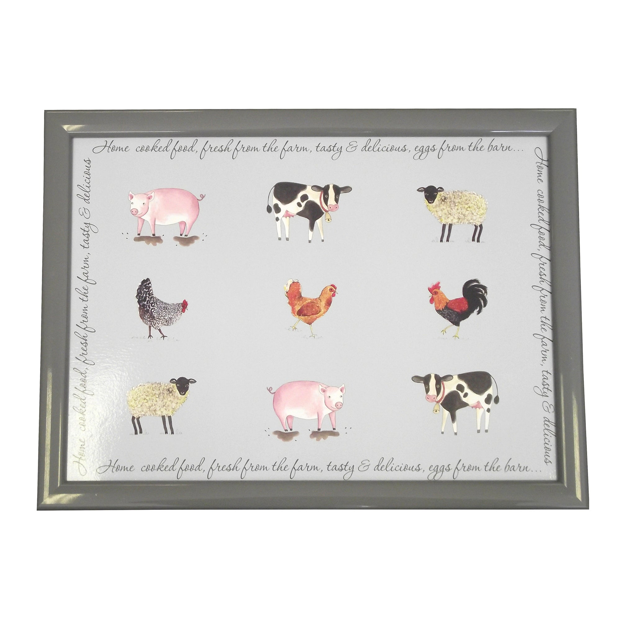 Bakewell Farm Collection Lap Tray
