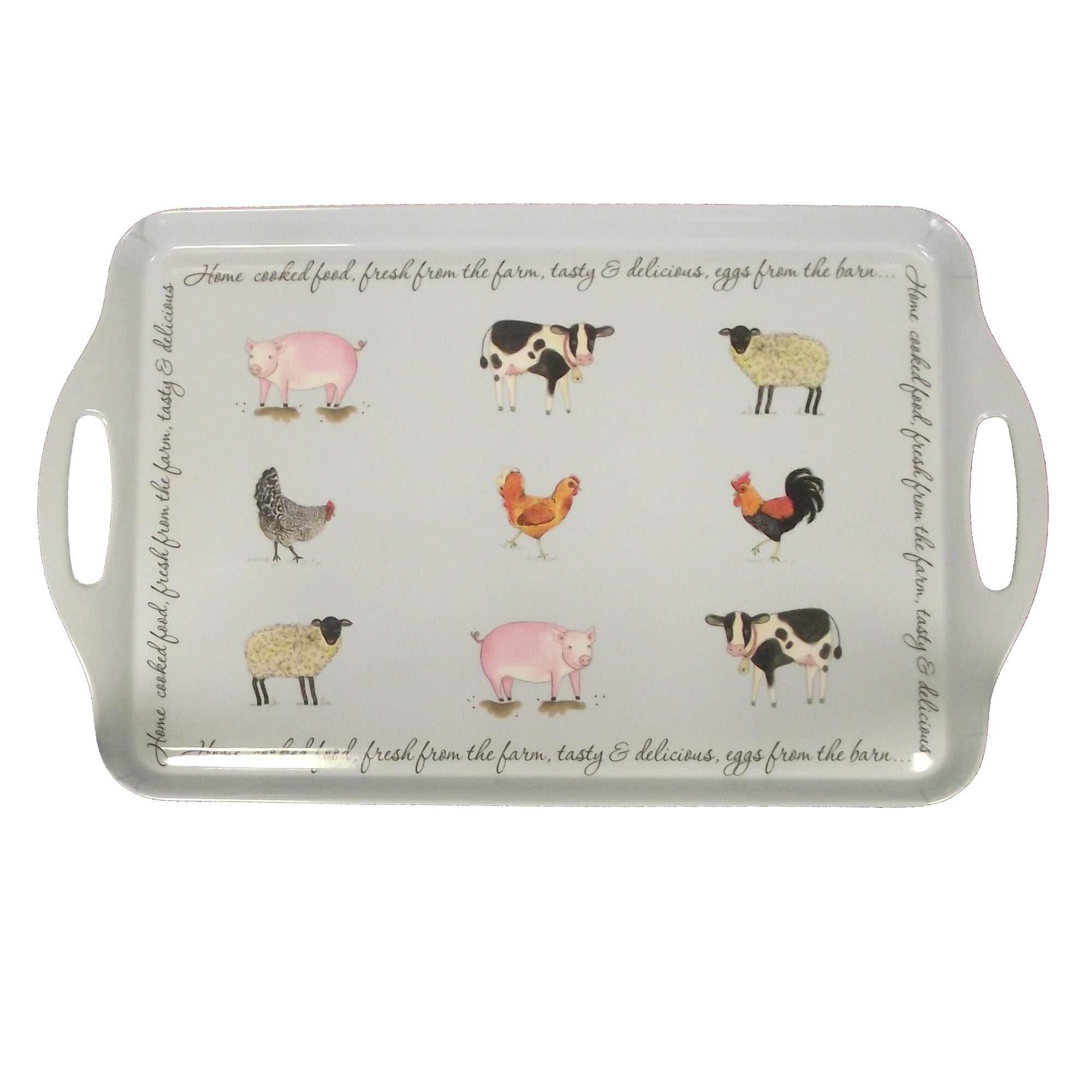 Bakewell Farm Collection Large Tray
