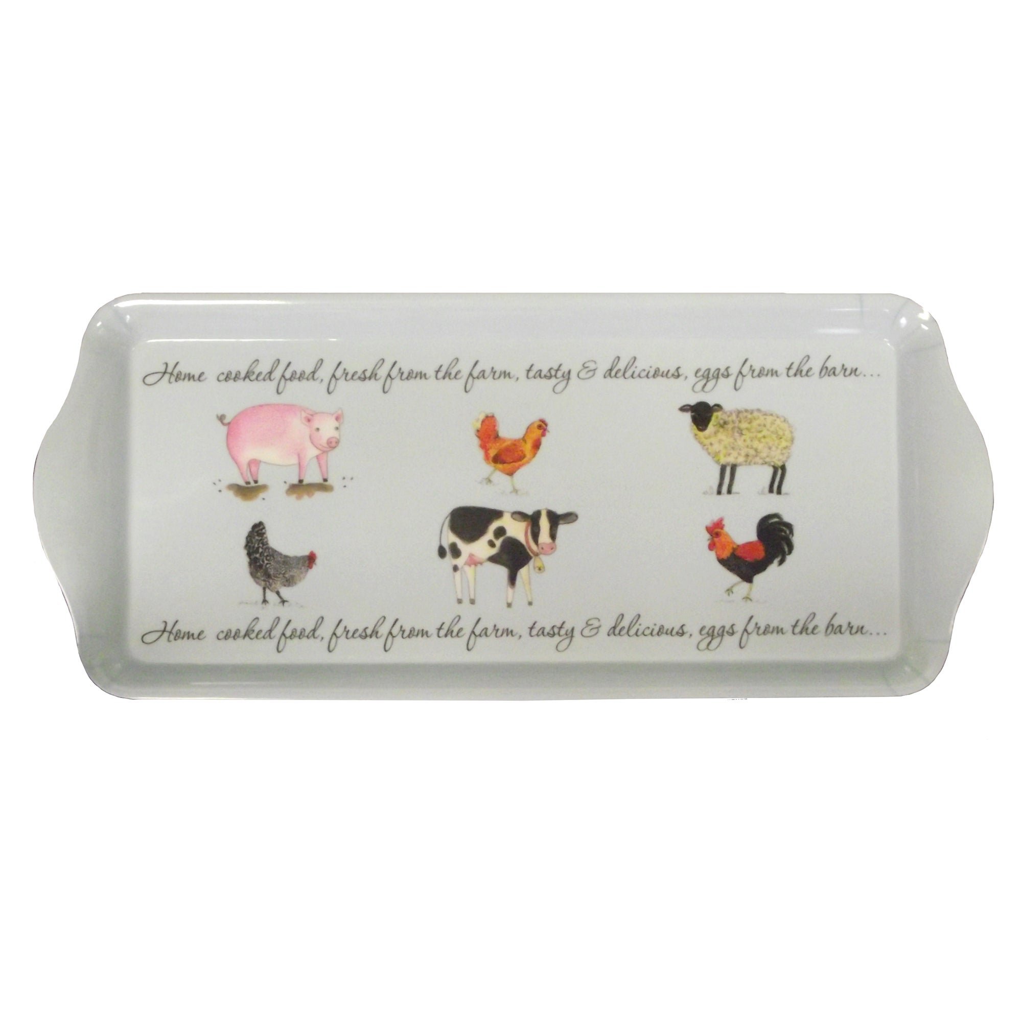 Bakewell Farm Collection Sandwich Tray