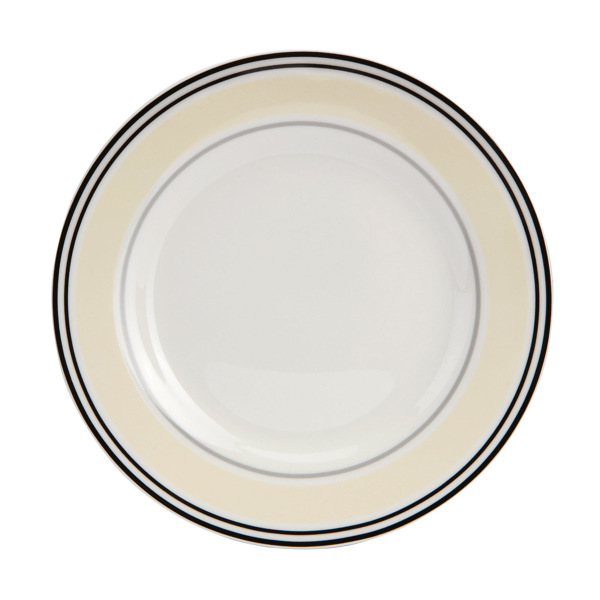 City Stripe Collection Side Plate