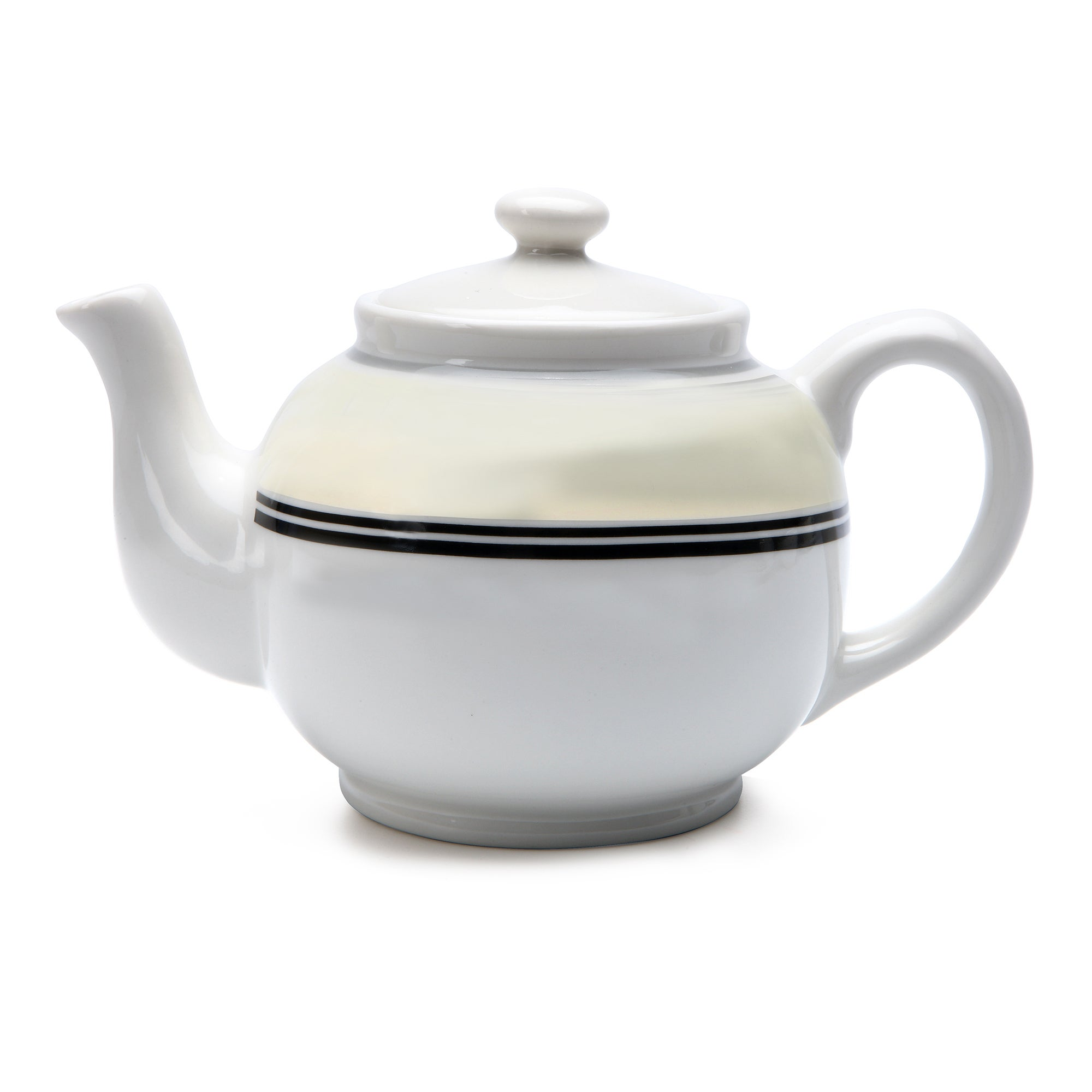 City Stripe Collection Teapot