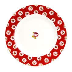Rose and Ellis Allexton Collection Dinner Plate