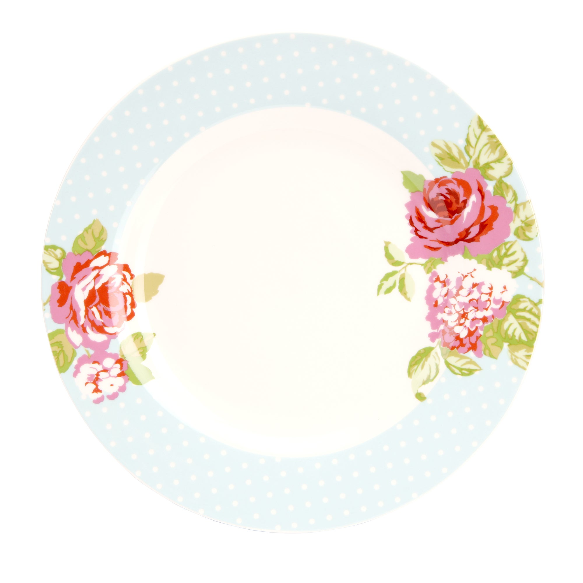 Rose and Ellis Clarendon Collection Dinner Plate