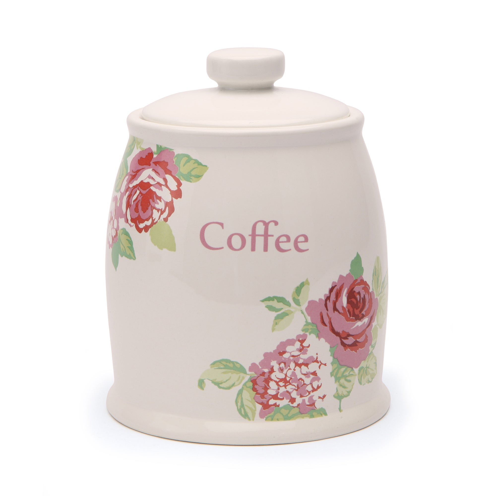 Rose and Ellis Clarendon Collection Coffee Canister