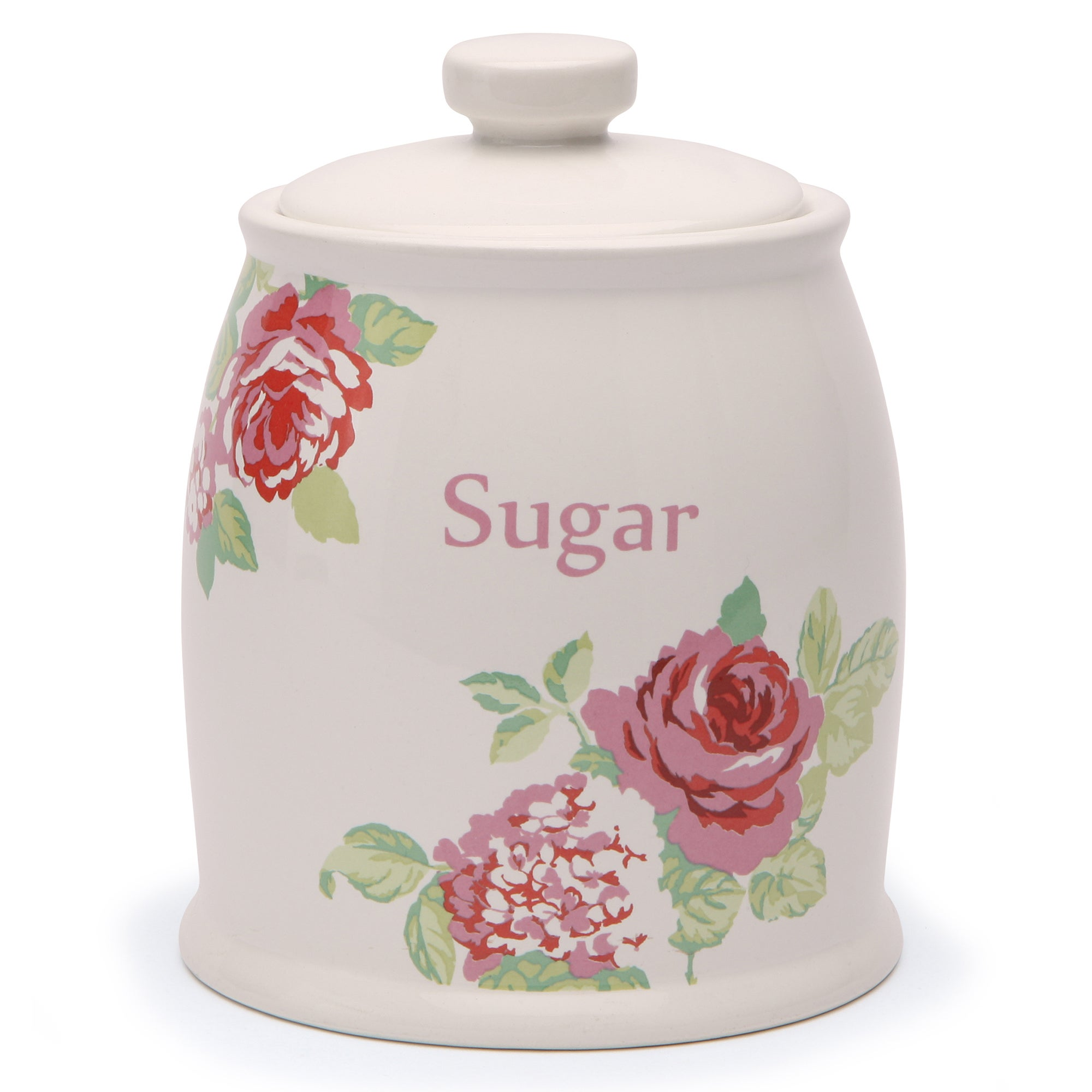 Rose and Ellis Clarendon Collection Sugar Canister