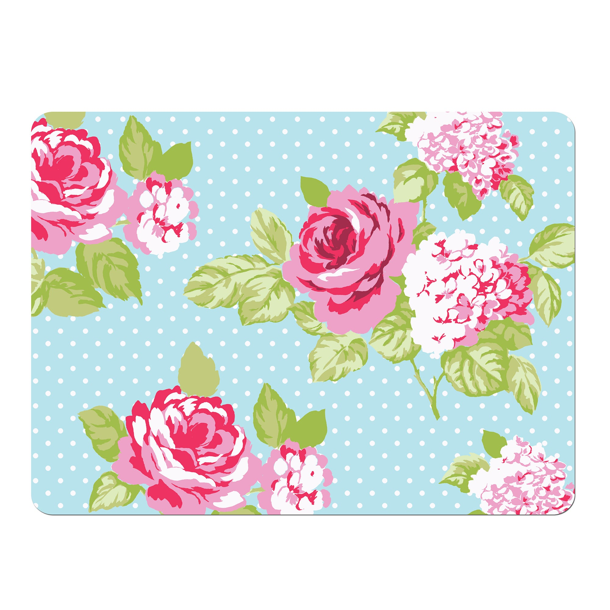 Rose and Ellis Clarendon Collection Set of 4 Placemats