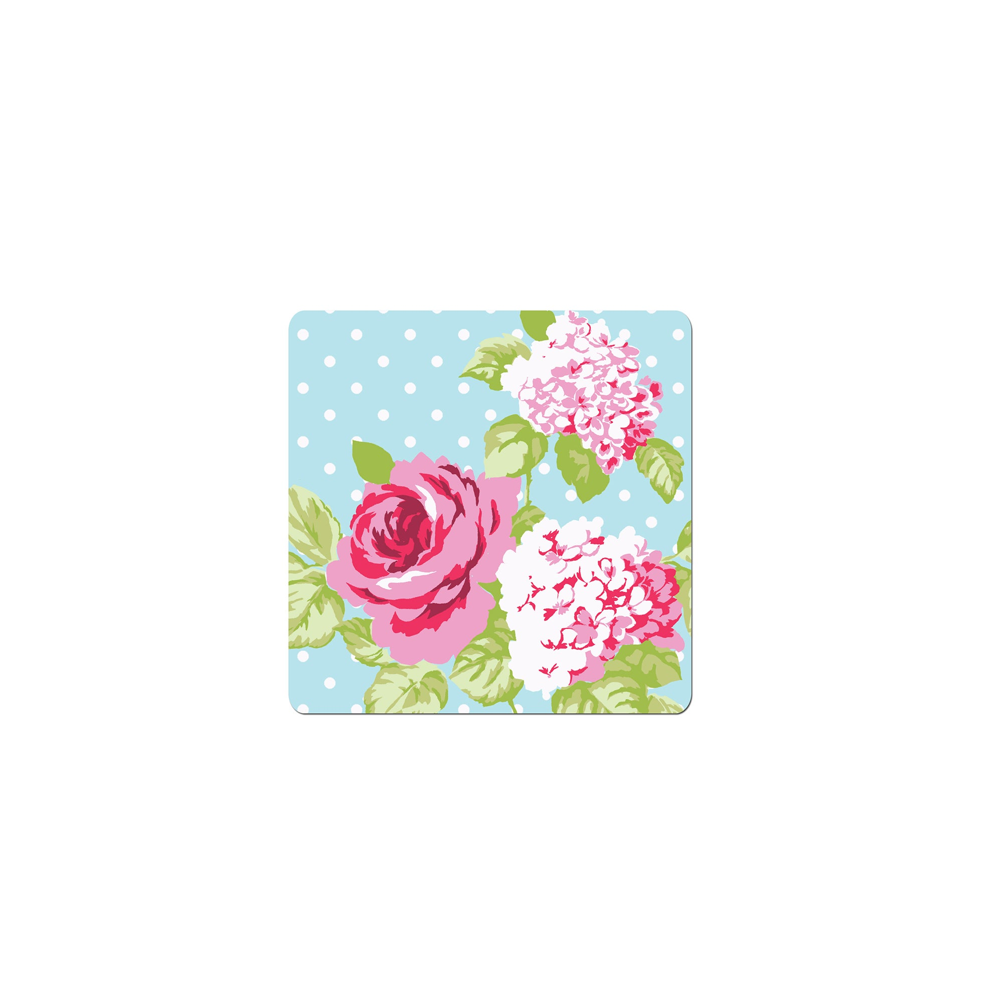 Rose and Ellis Clarendon Collection Set of 4 Coasters