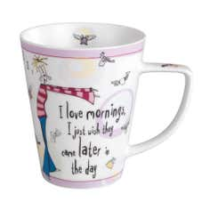 Johnson Bros I Love Mornings Mug