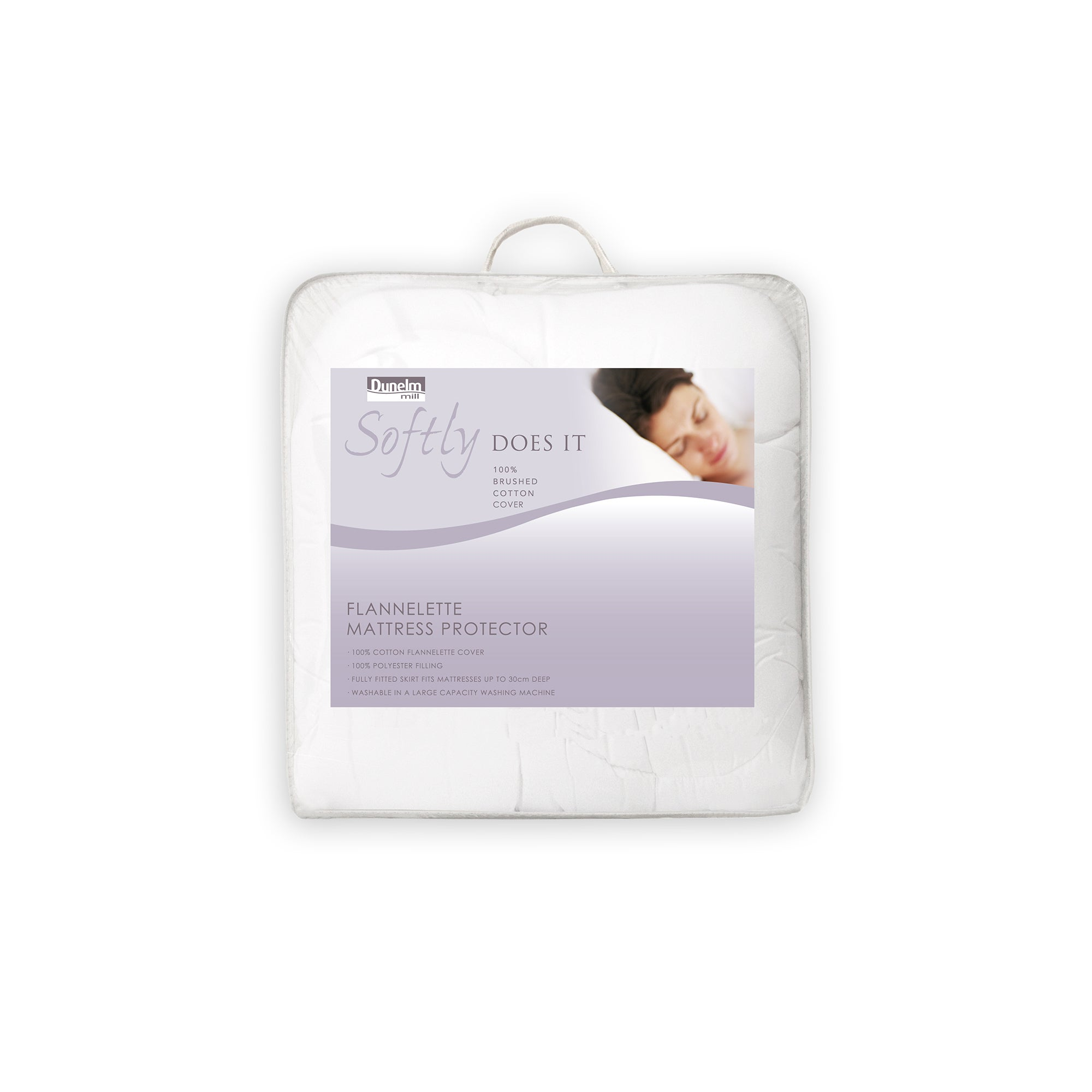 Flannelette Collection Mattress Protector