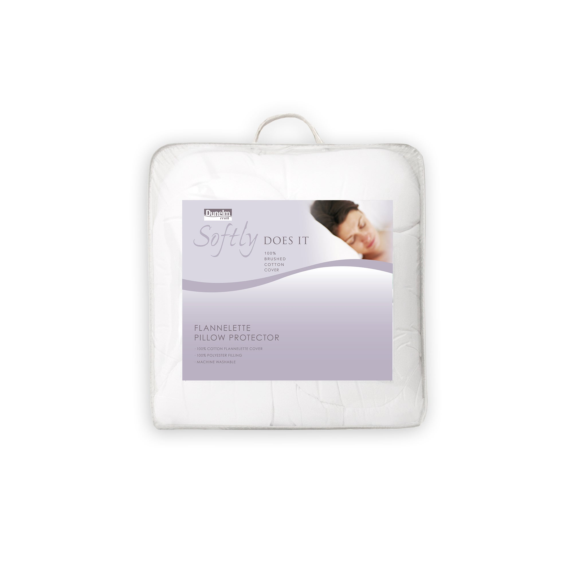 Flannelette Collection Pillow Protector