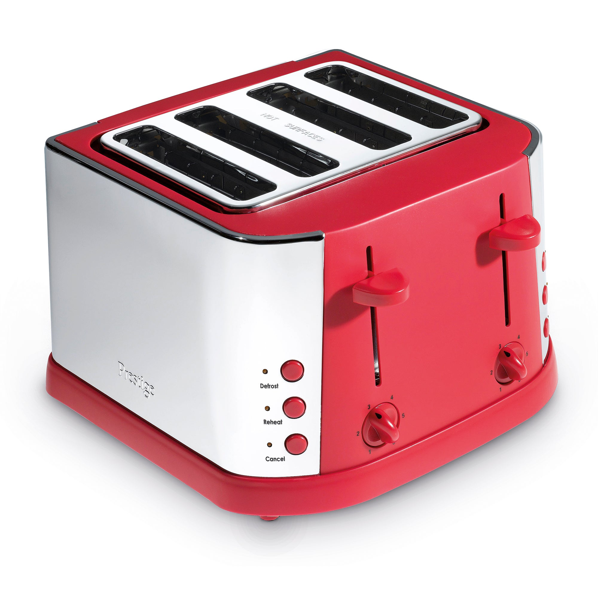 red 4 slice toaster shop for cheap toasters and save online. Black Bedroom Furniture Sets. Home Design Ideas