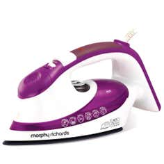 Morphy Richards 300602 Plum Ionic Iron