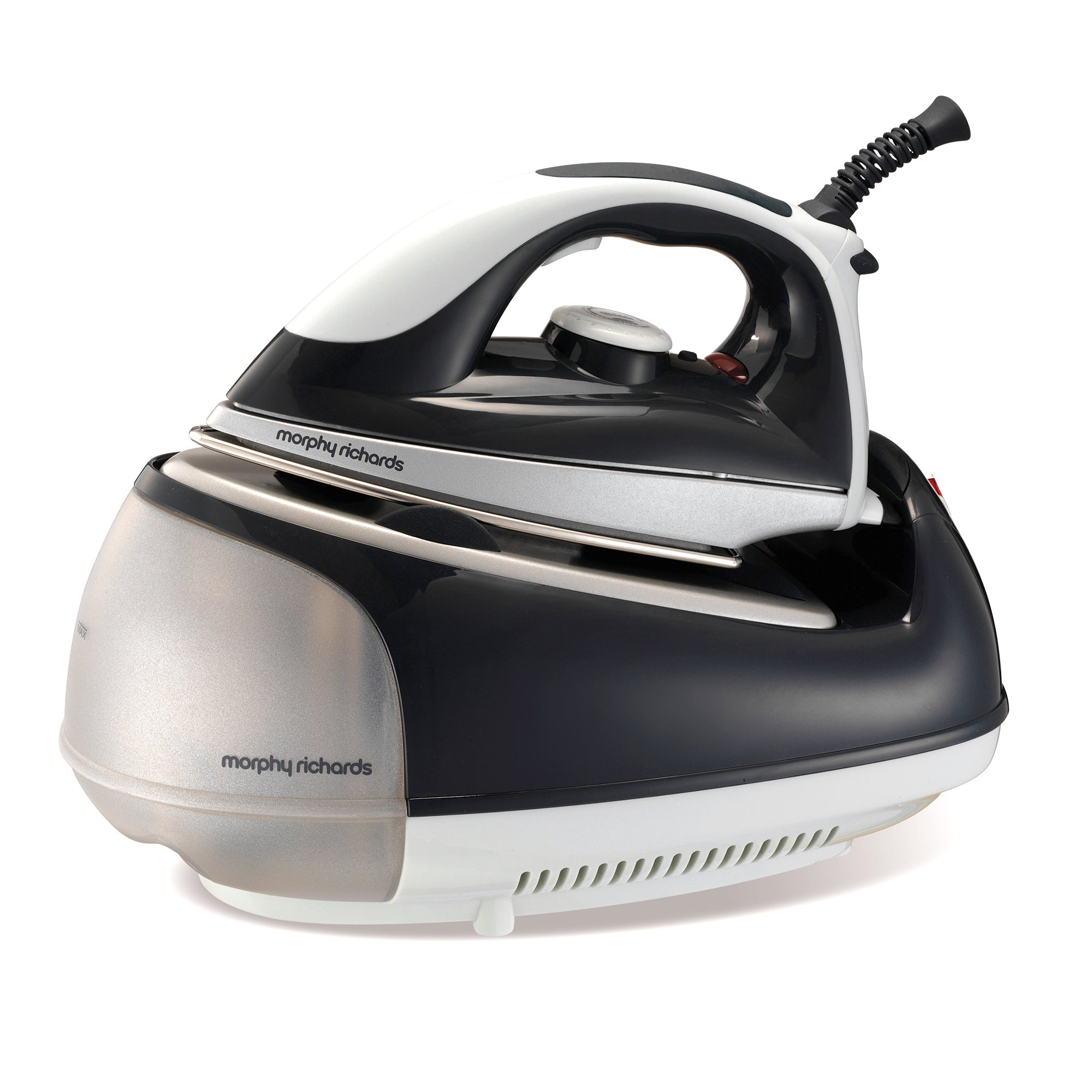 Morphy Richards Black Jet Stream Steam Generator Iron
