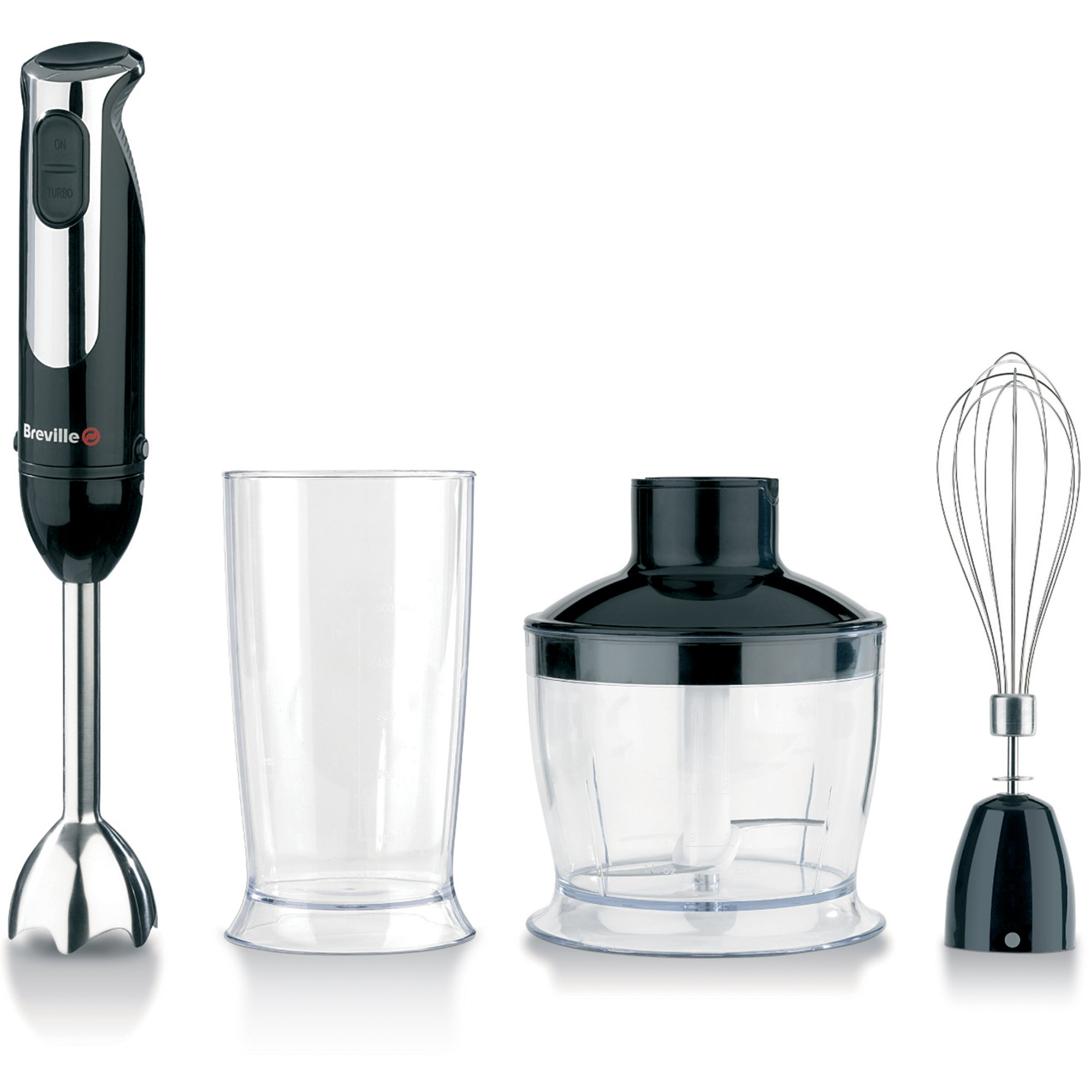 Breville VHB060 3-in-1 Hand Blender