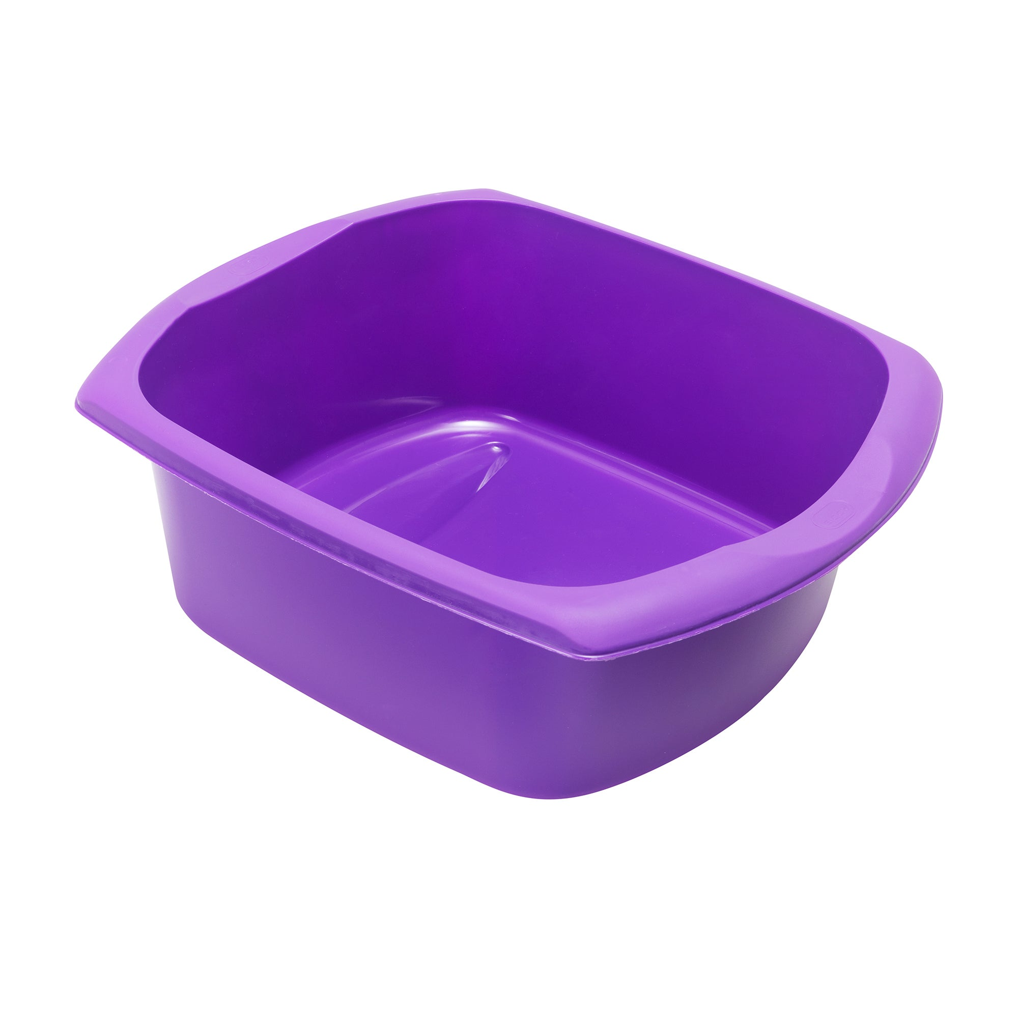 Purple Spectrum Rectangular Washing Up Bowl