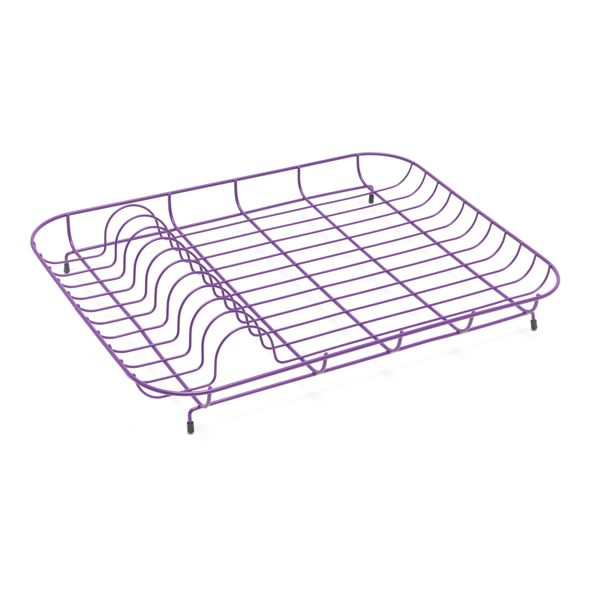 Purple Spectrum Plate Rack