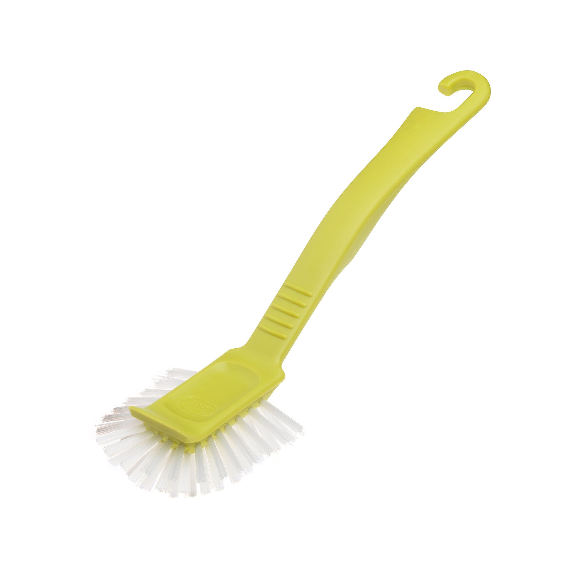 Lime Spectrum Collection Jumbo Dish Brush