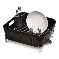 simplehuman Black Dishrack