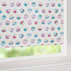Owl Blackout Roller Blind