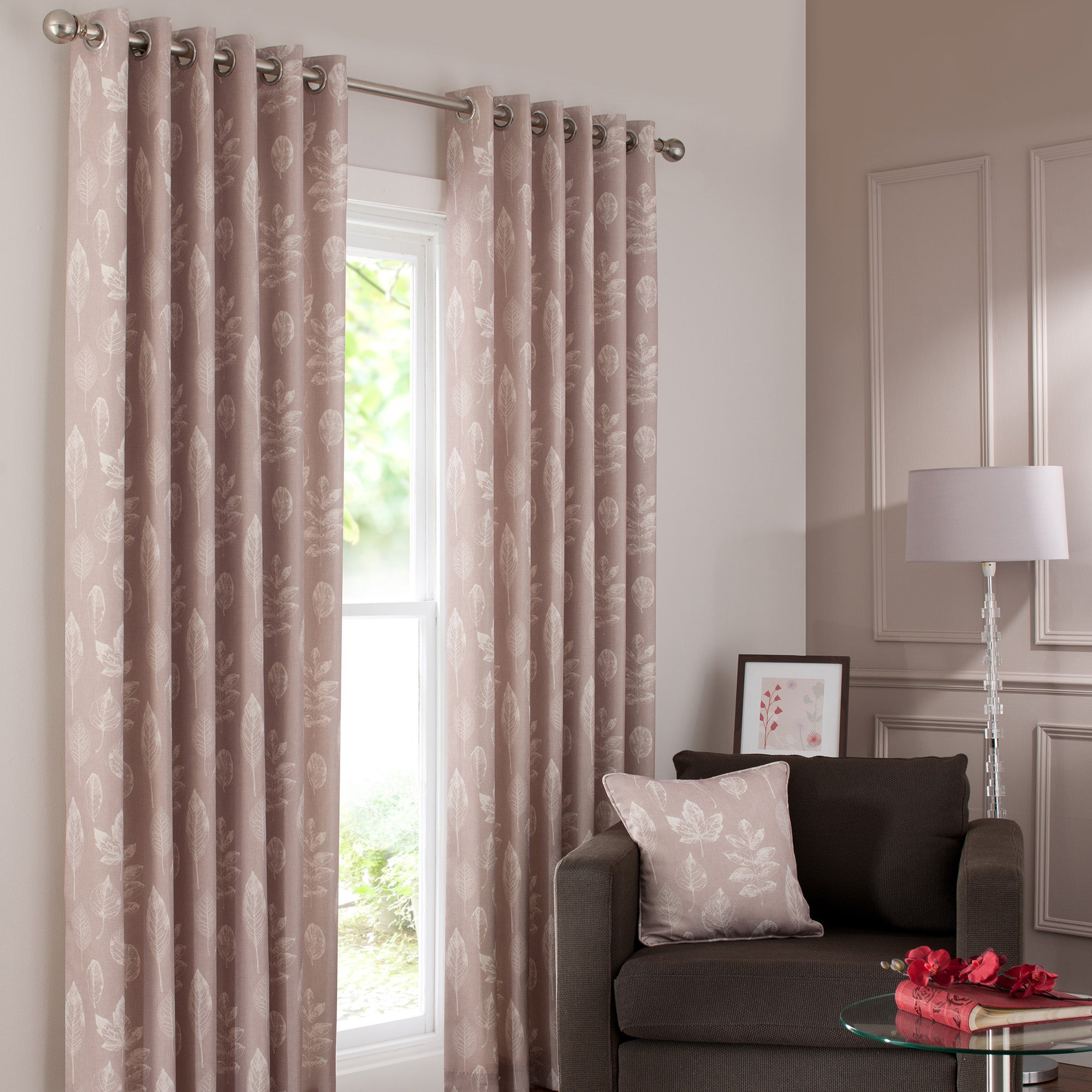 Natural Woodlands Curtain Collection